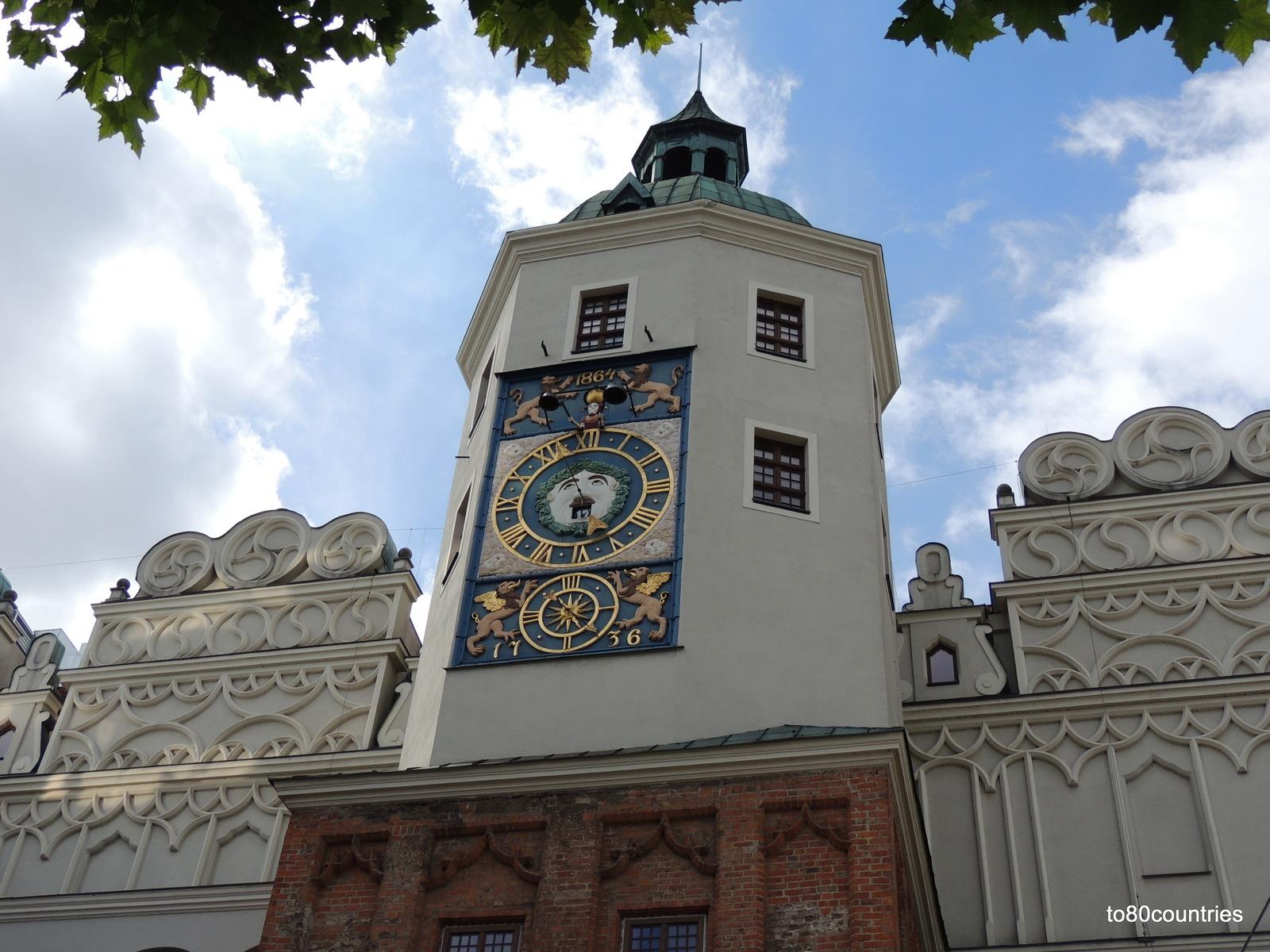 Stettin - Schloss der Greifenherzöge