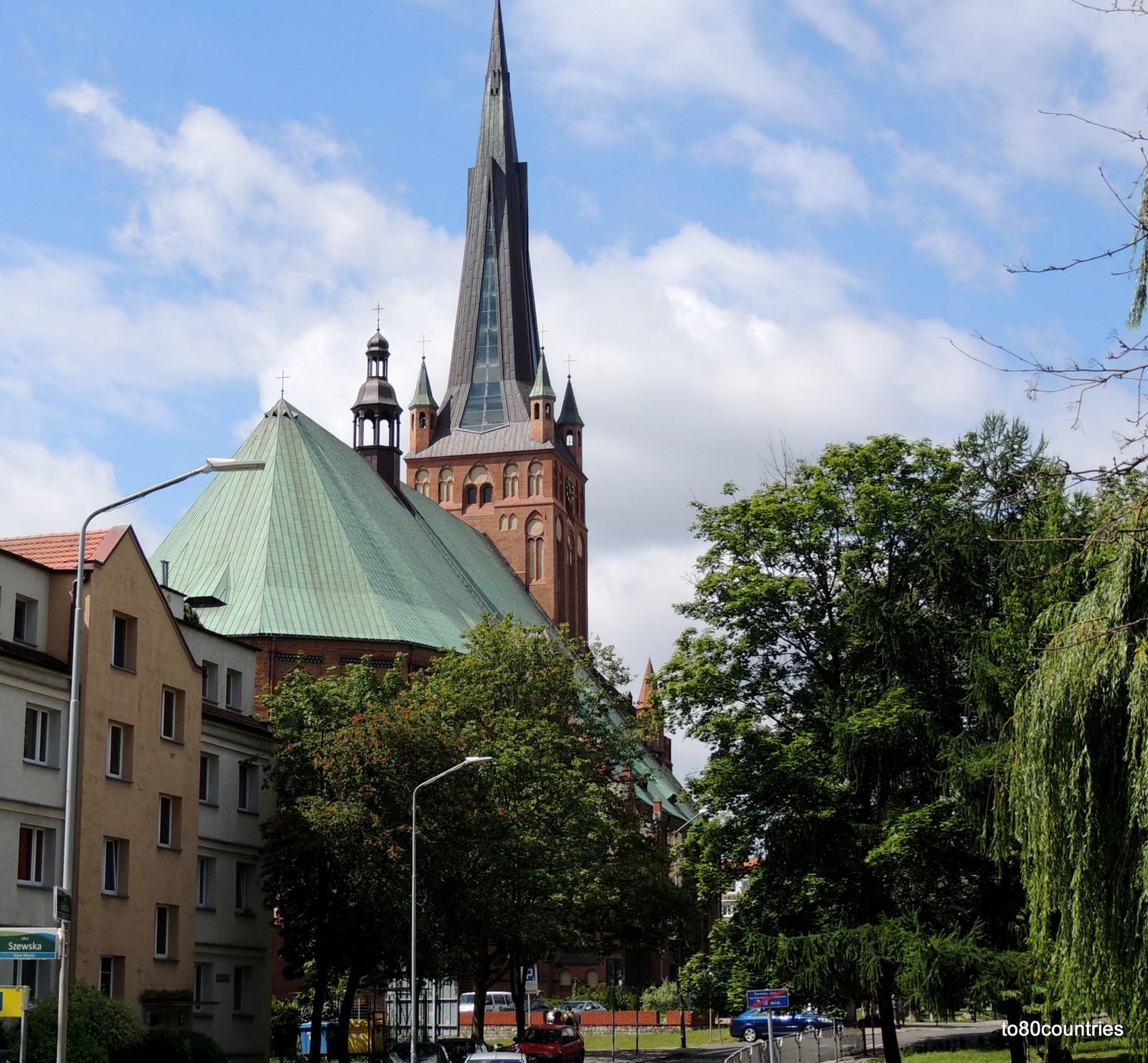 Jakobskathedrale - Stettin