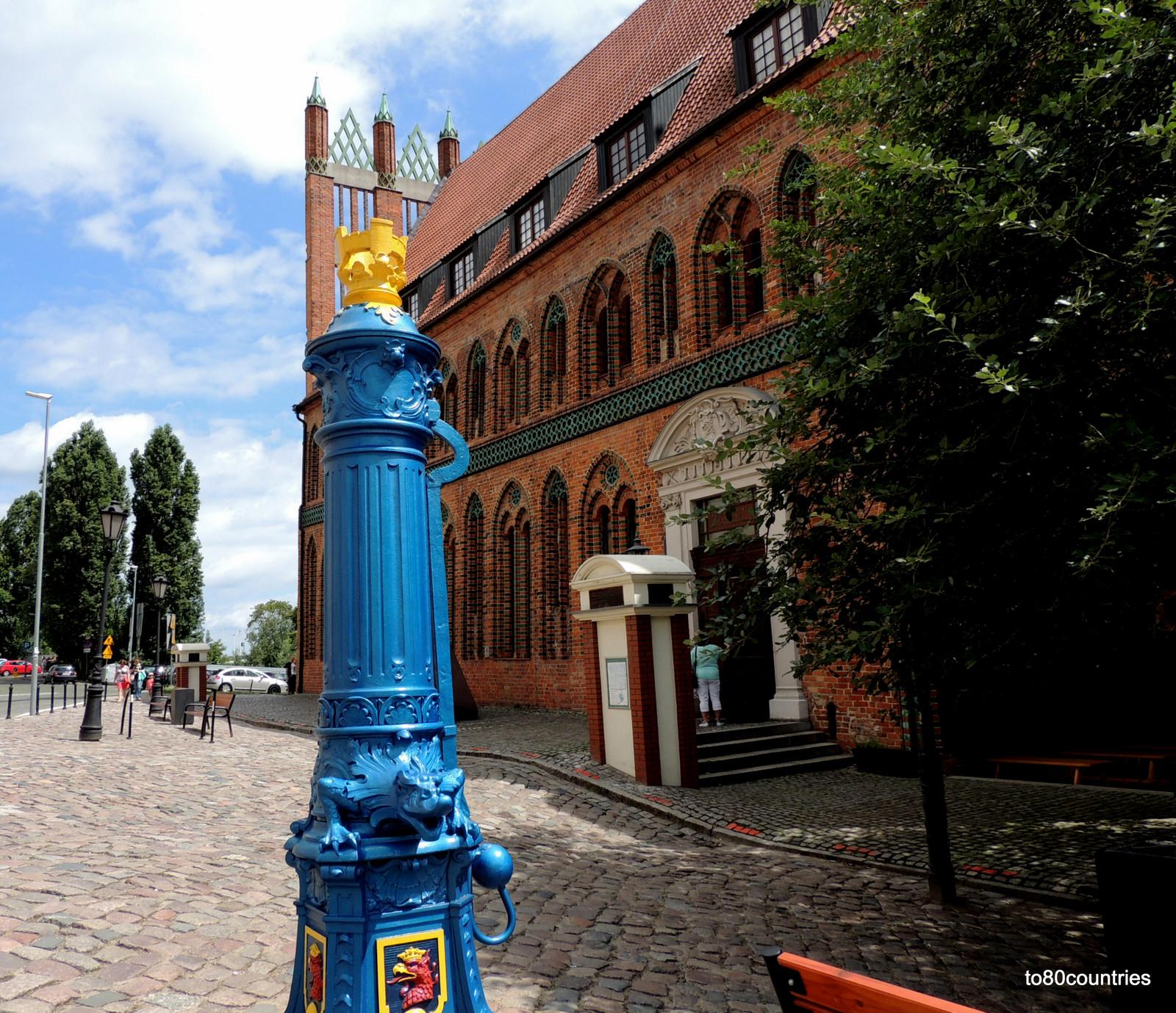 Altes Rathaus - Stettin