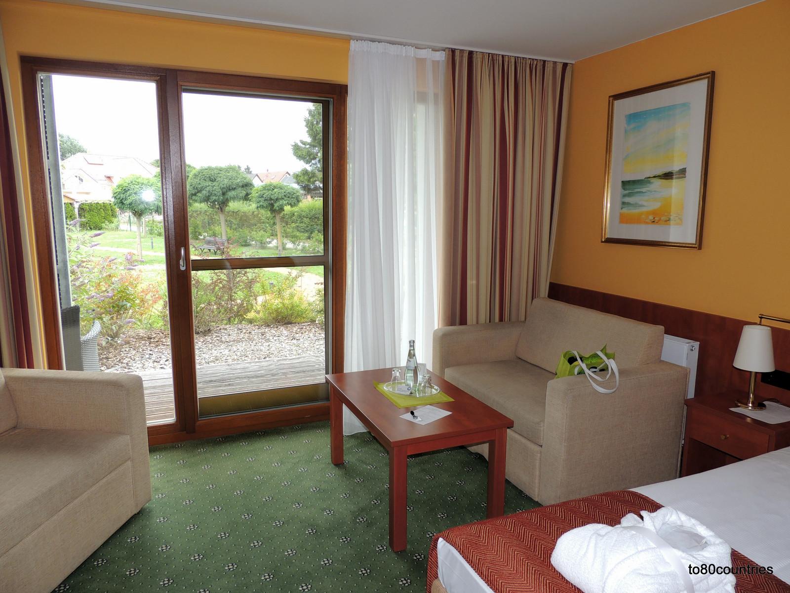 Hotel Nautic - Koserow - Usedom - Juniorsuite