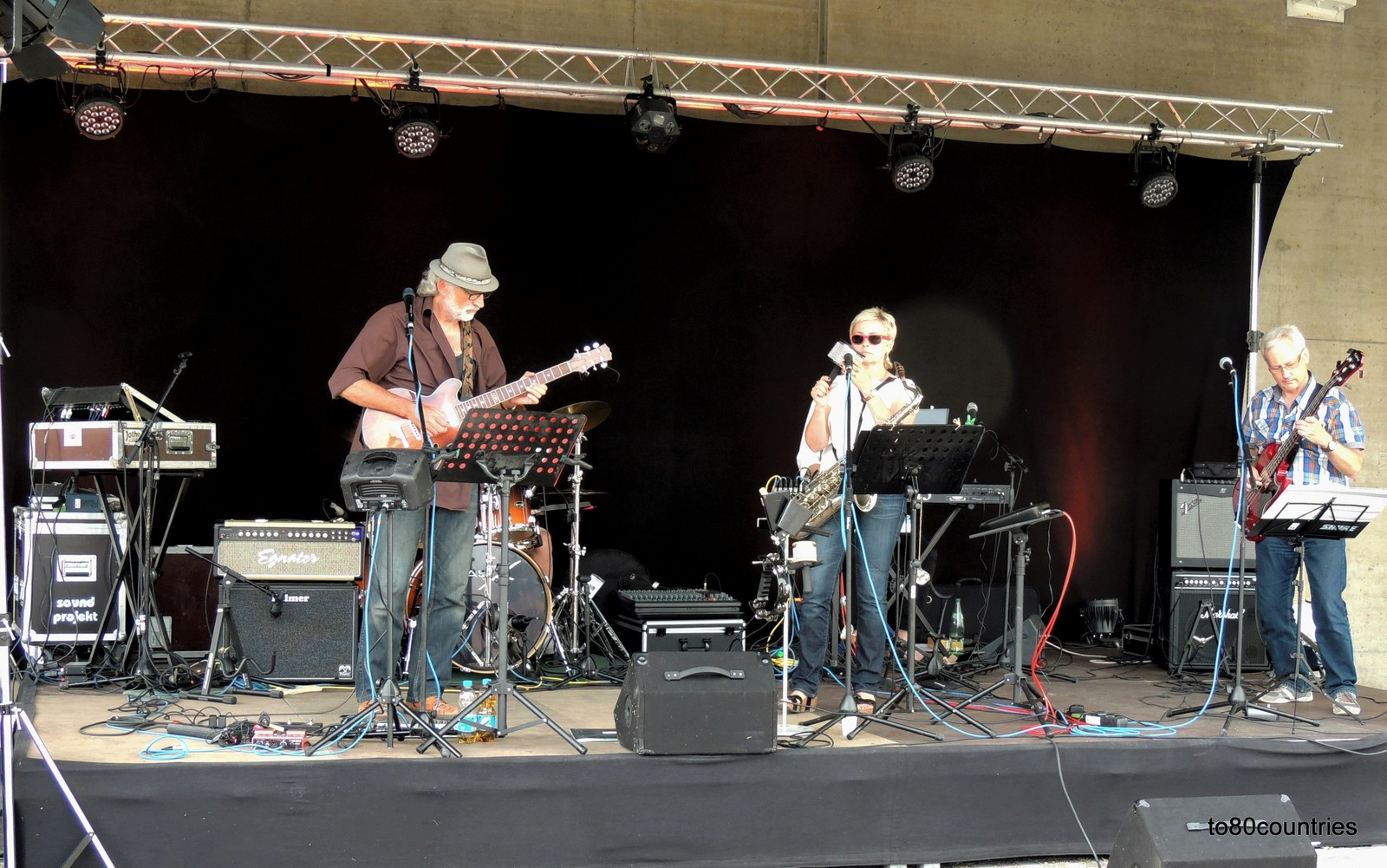 Band Offshore in Stralsund