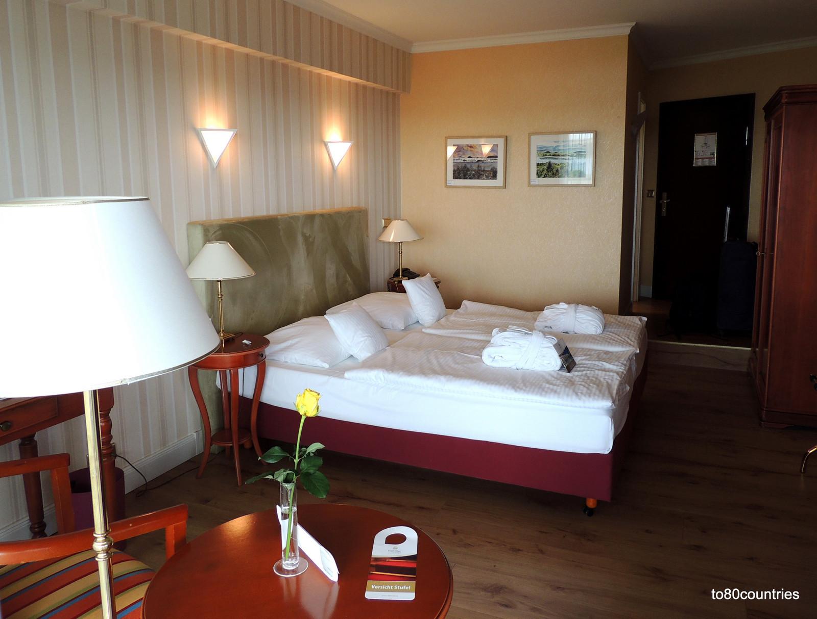 Usedom und Rügen - Cliff Hotel Sellin - Sparpreis-Zimmer