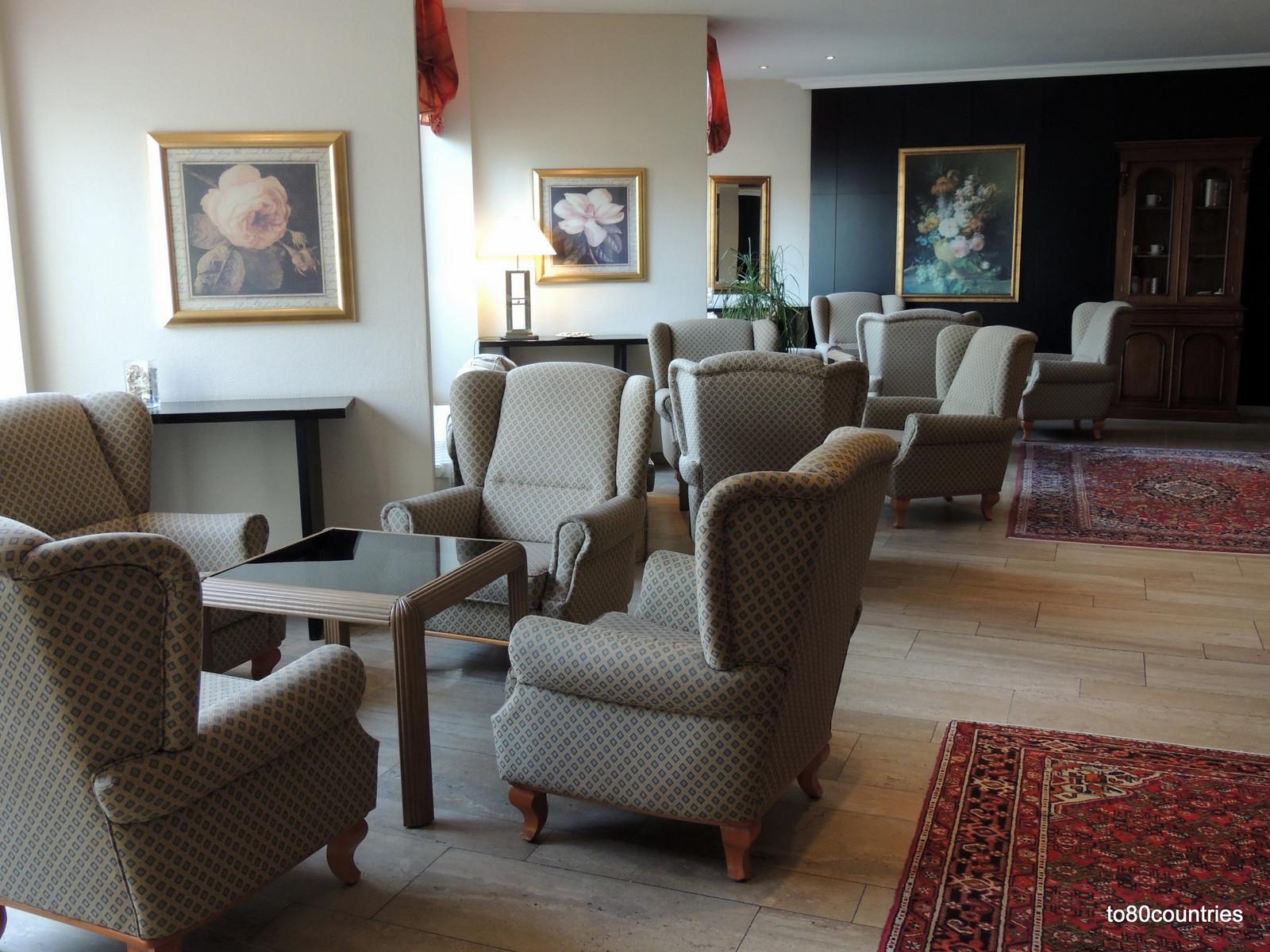 Usedom und Rügen - Cliff Hotel Sellin