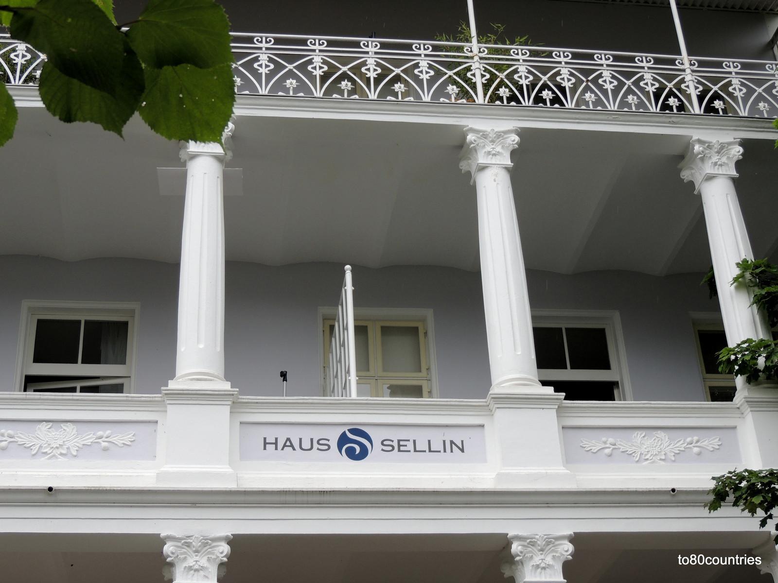 Usedom und Rügen - Haus Sellin