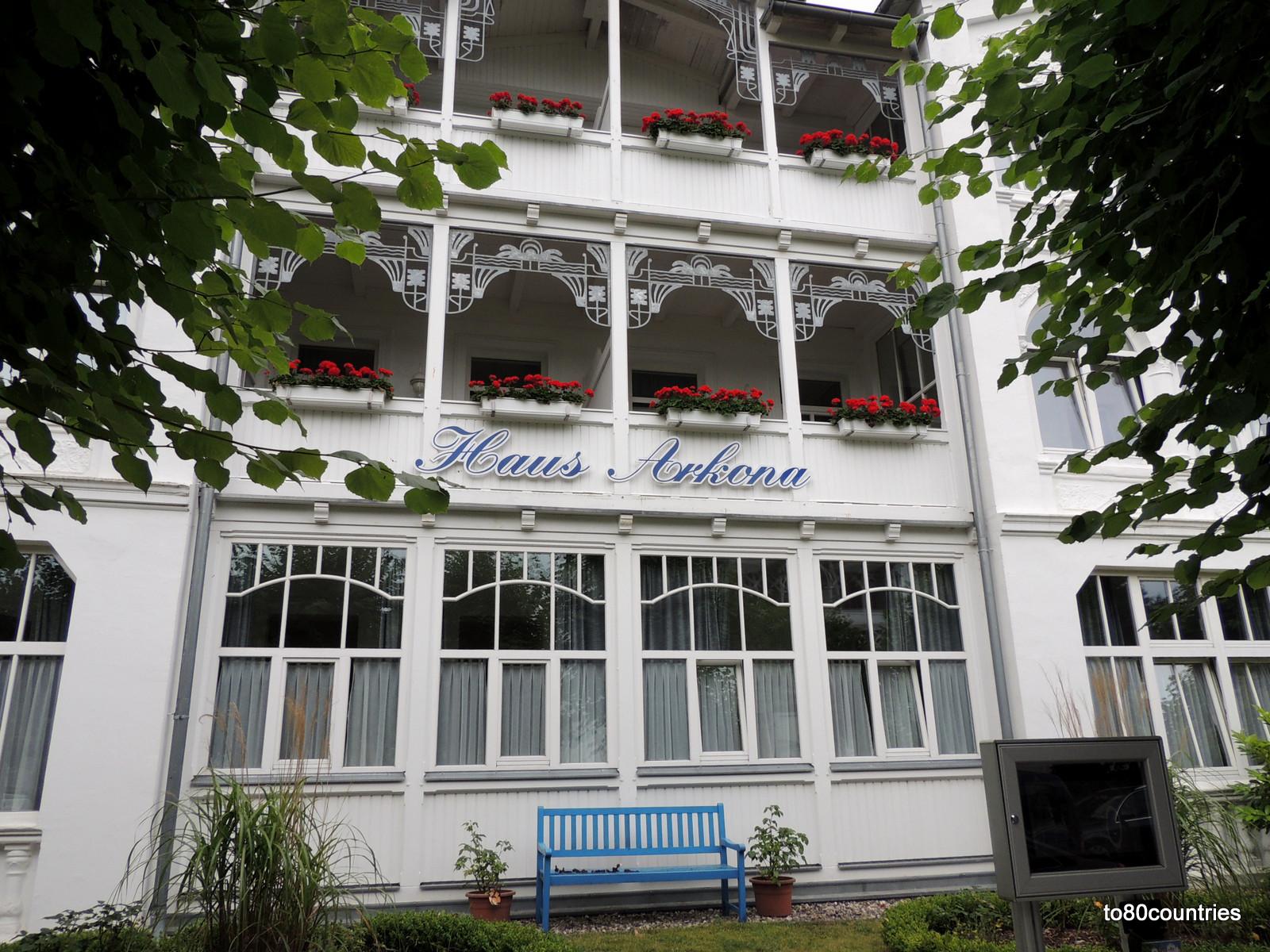 Usedom und Rügen - Haus Arkona - Sellin