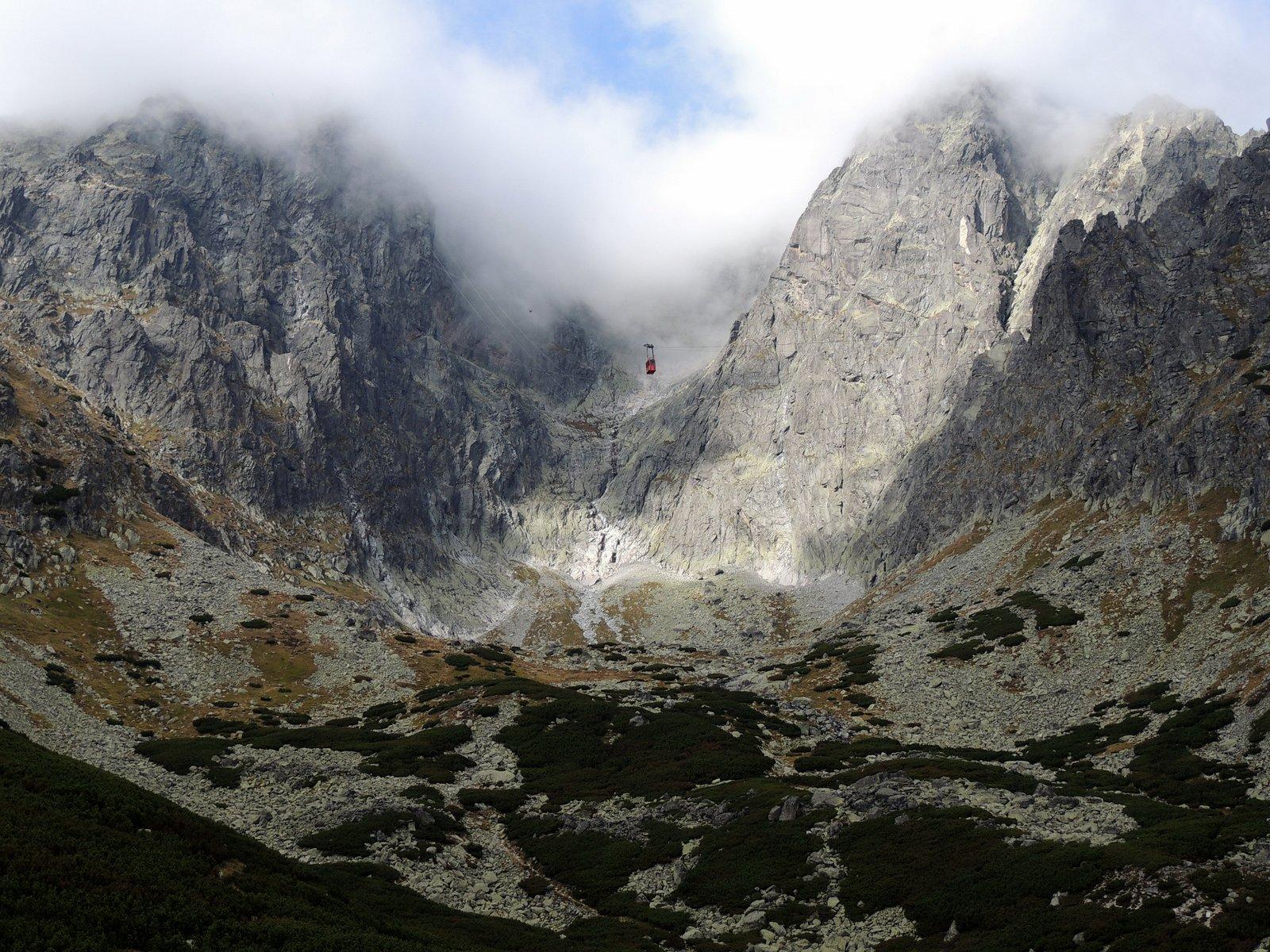 Lomnitzer Spitze Hohe Tatra