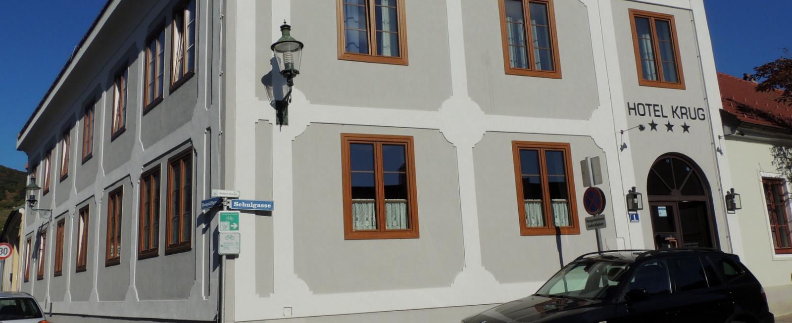Hotel Krug - Gumpoldskirchen