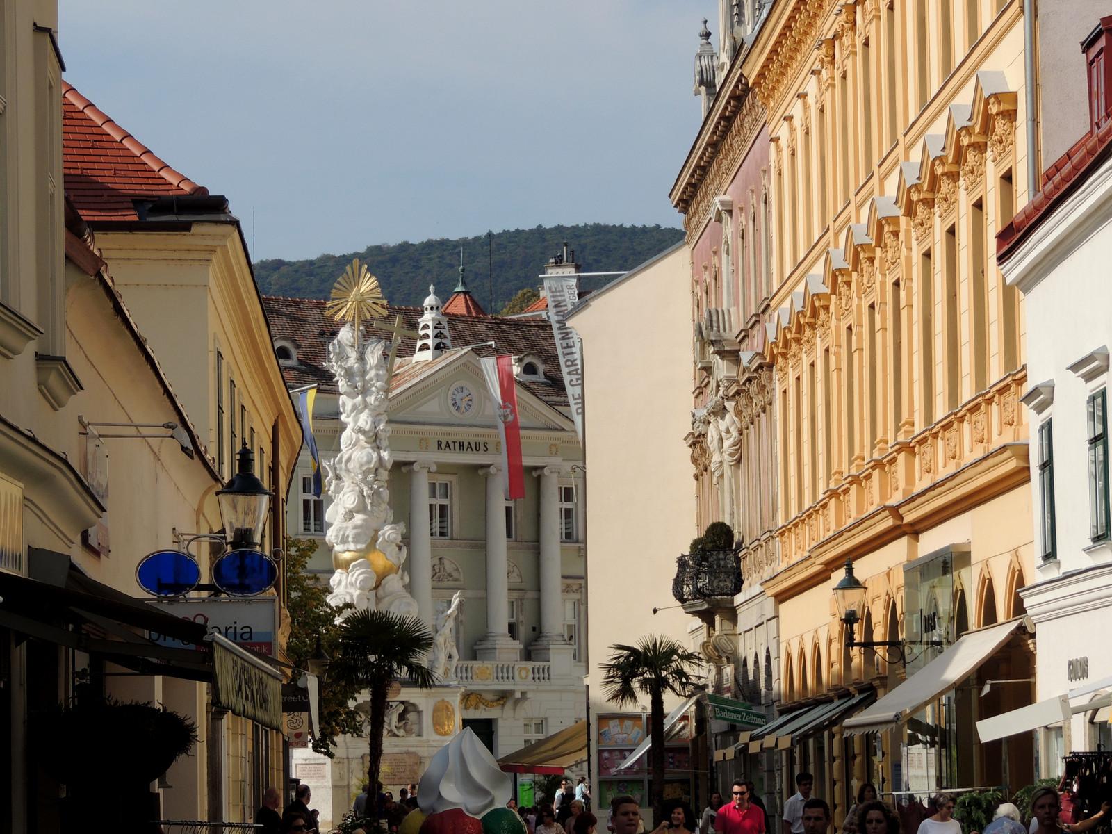 Baden bei Wien Innenstadt