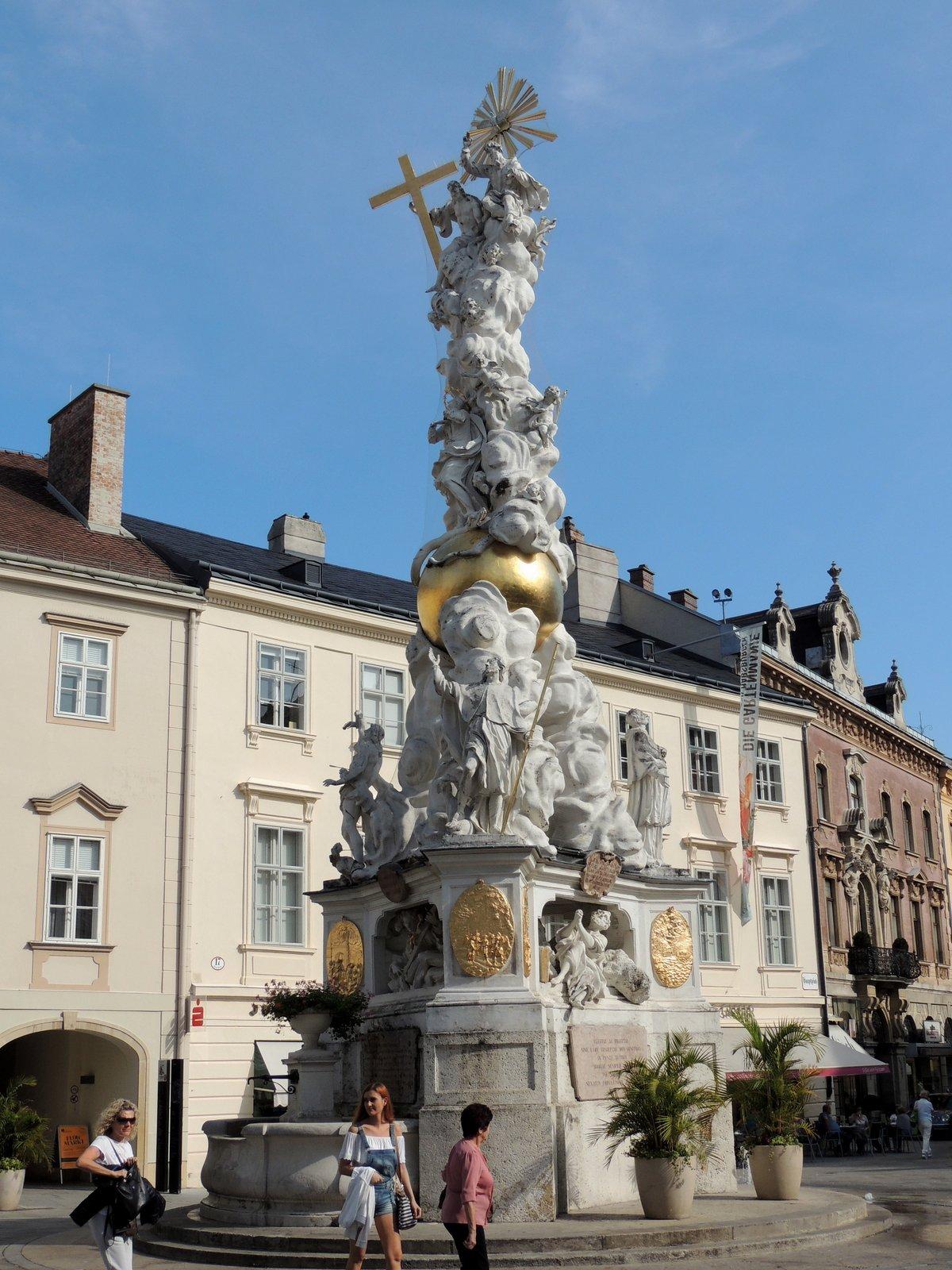 Baden bei Wien - Pestsäule