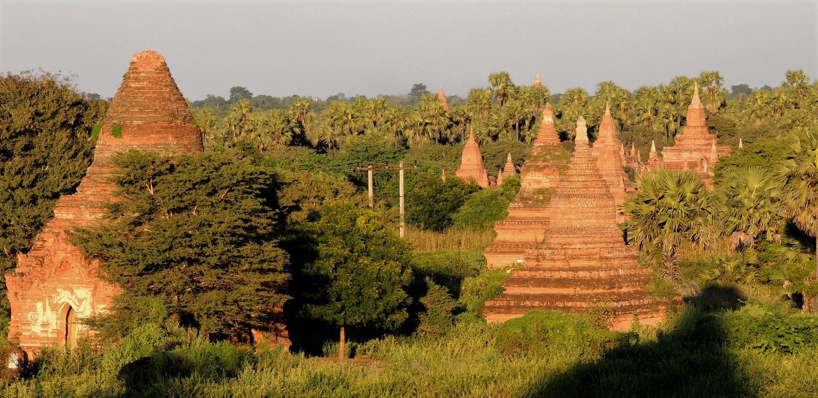 Tempel von Bagan in Burma
