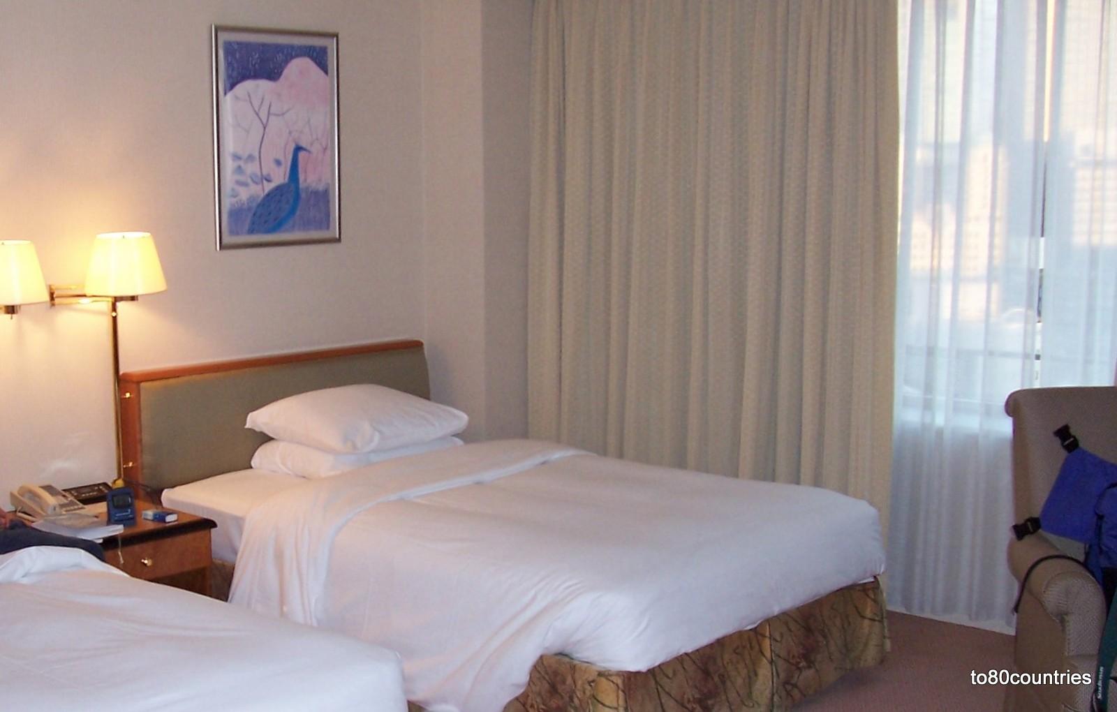 Hotel Westin Osaka - Japan - Gästezimmer