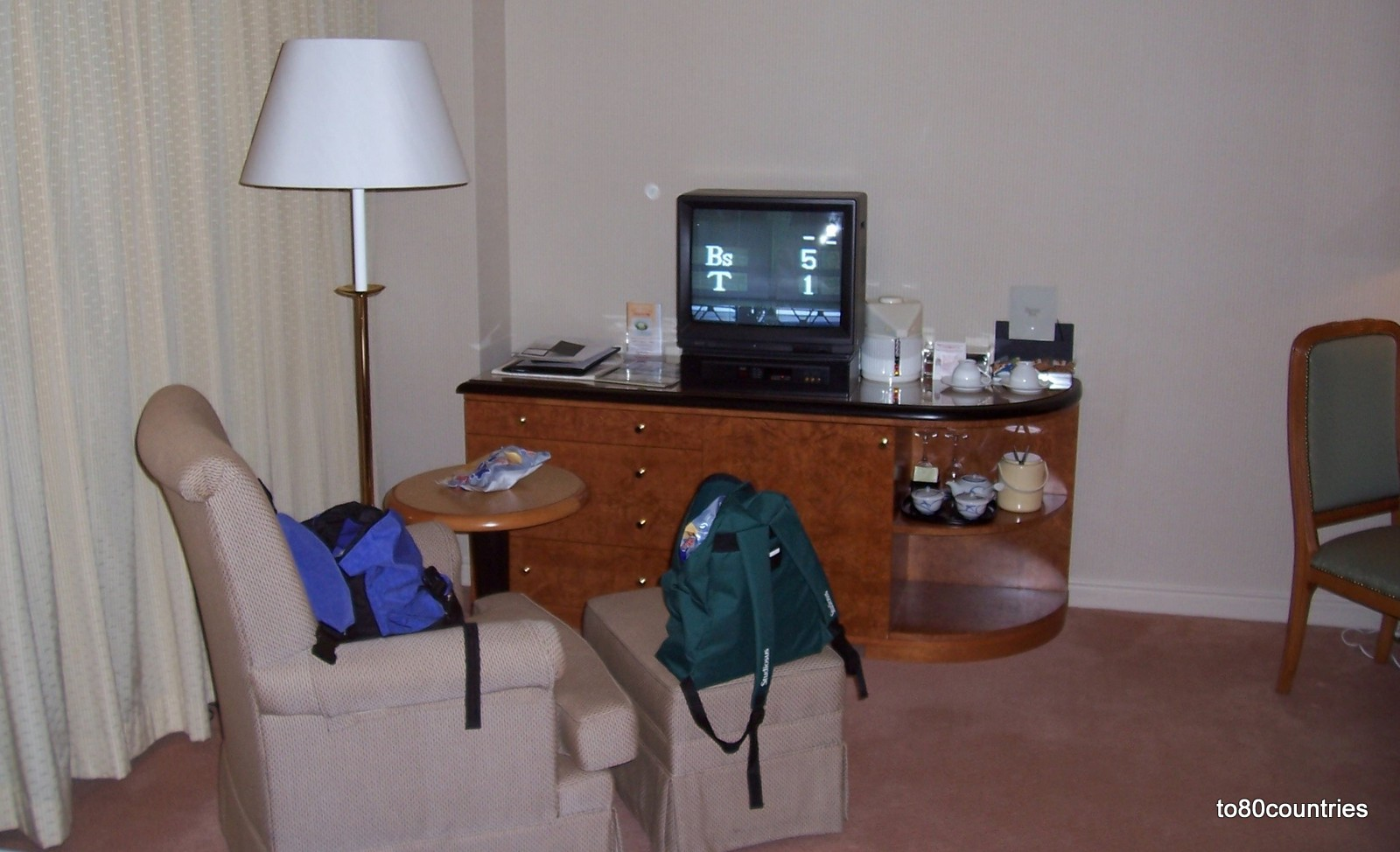 Westin Hotel Osak - Japan - Gästezimmer