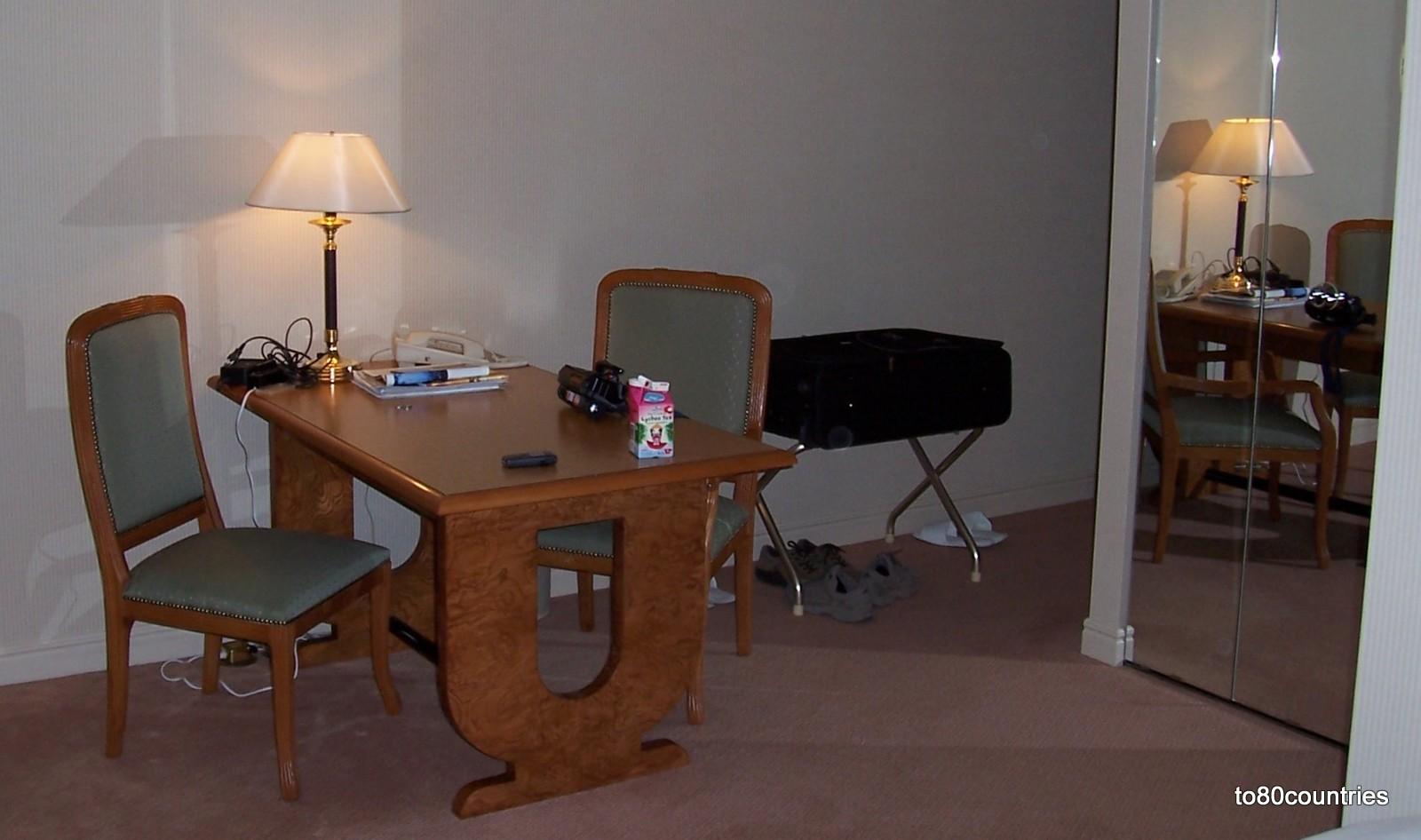 Westin Hotel Osaka - Gästezimmer