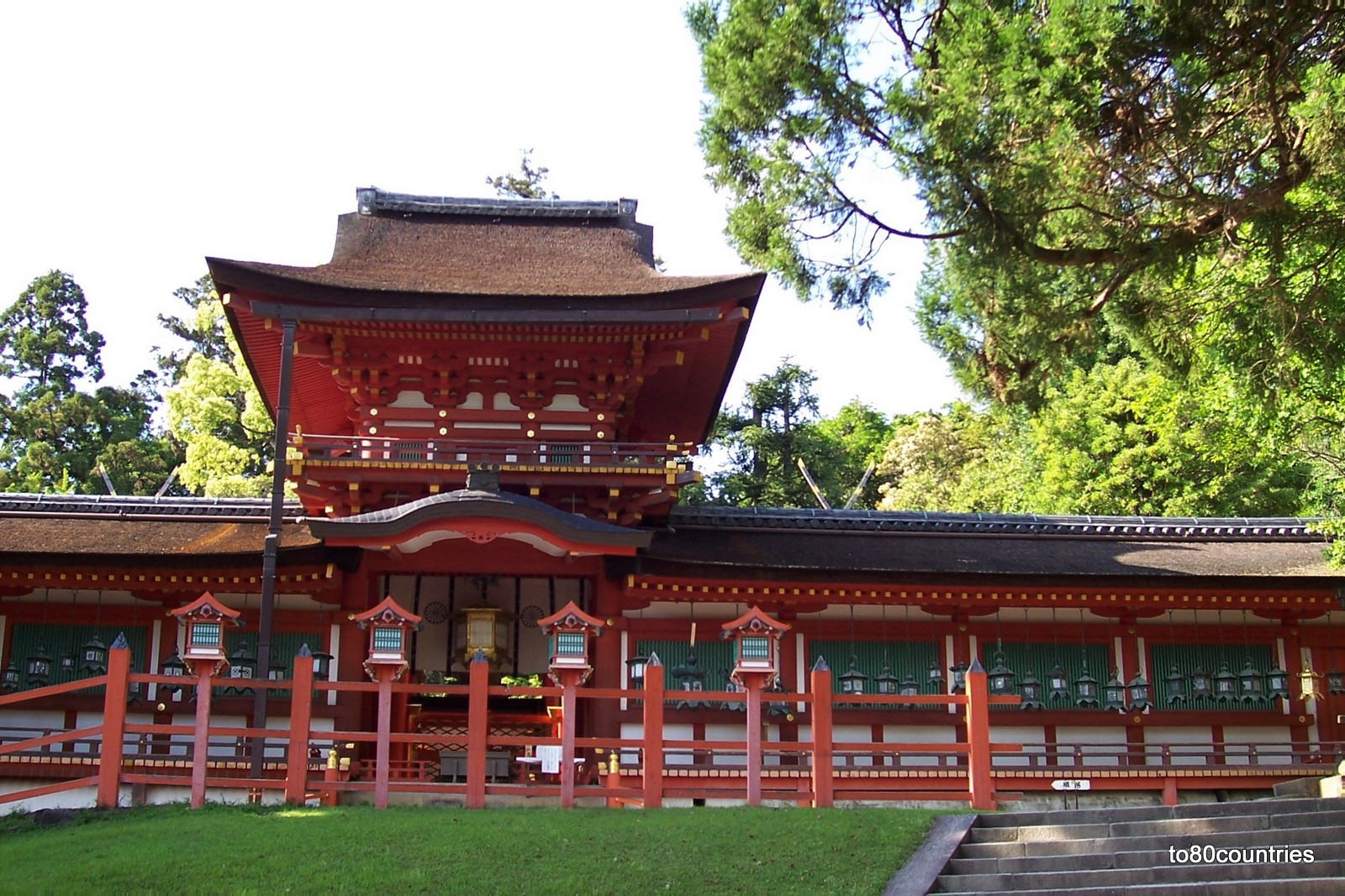 Kasuga Großschrein in Nara - Japan