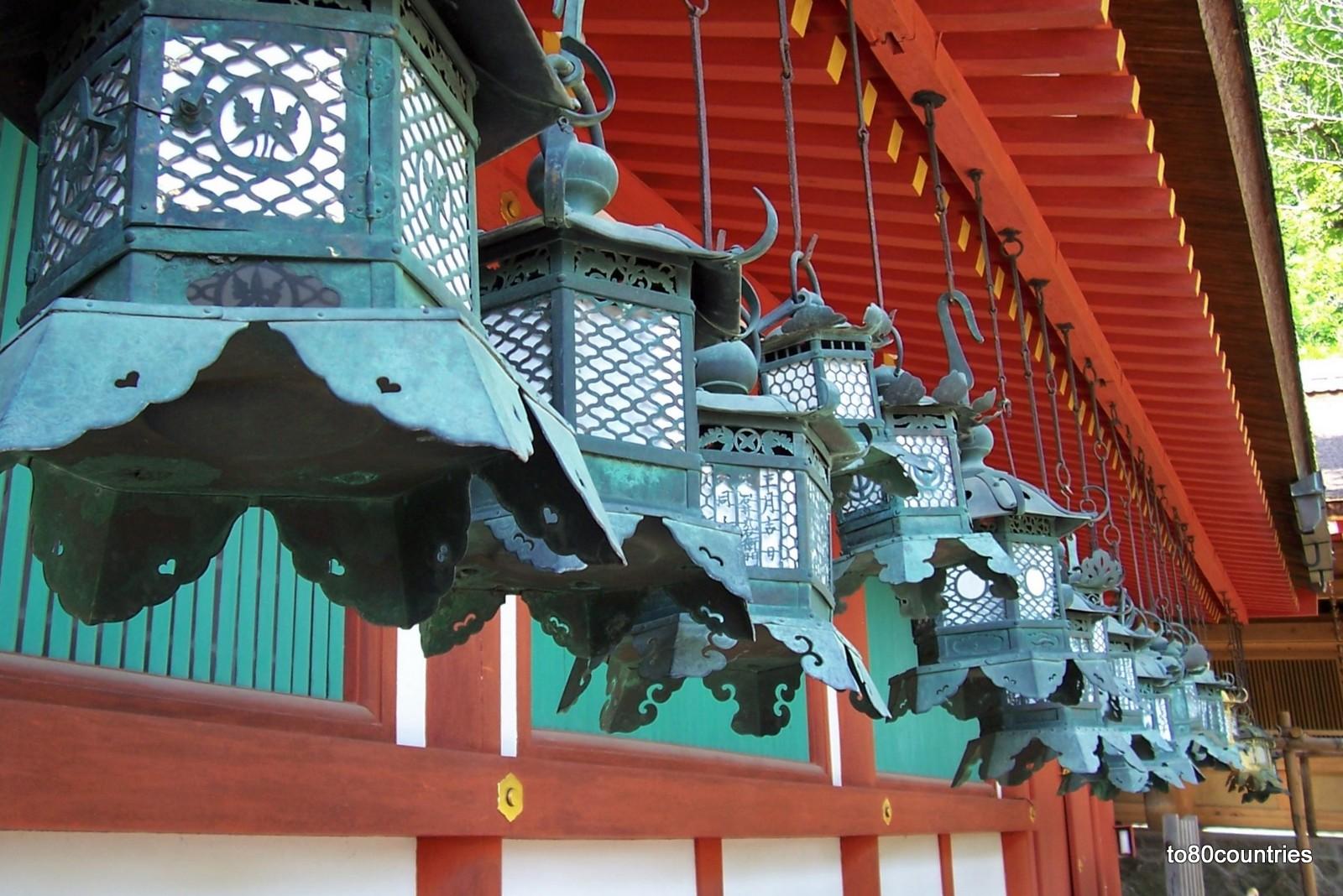 Kasuga Großschrein - Nara - Japan