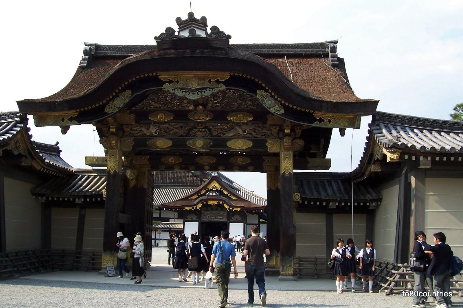 Burg Nijo - Kyoto