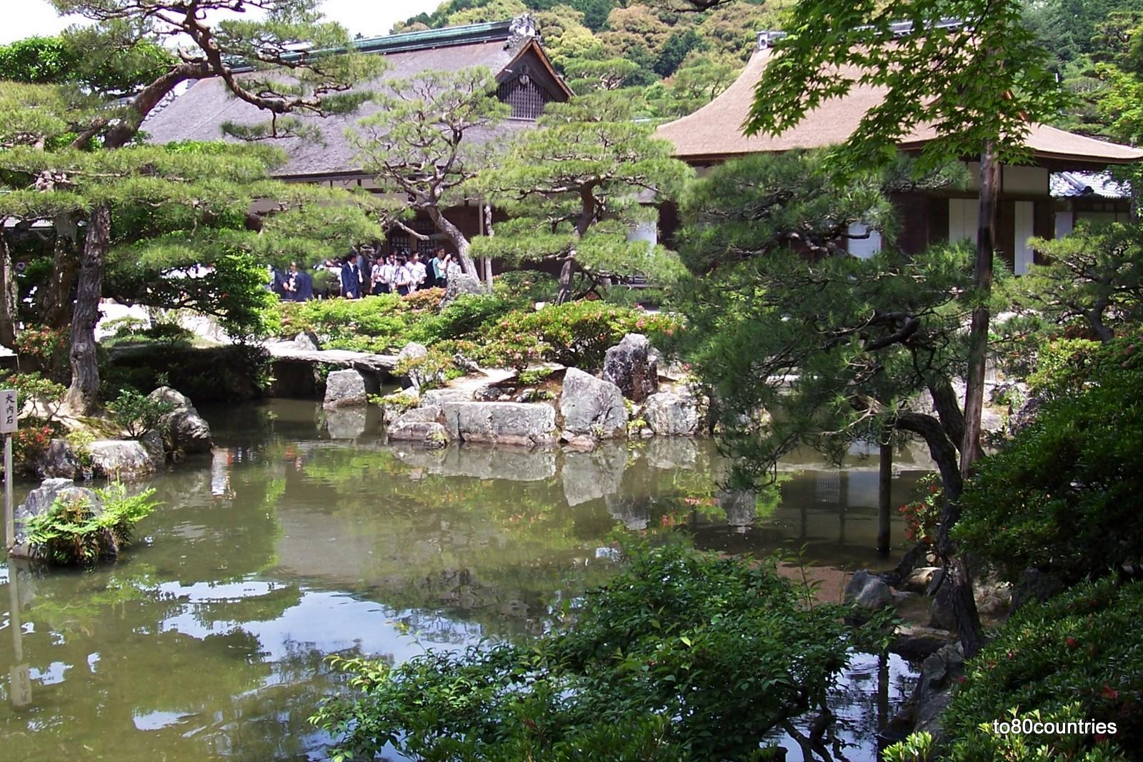 Ginkahu-ji in Kyoto