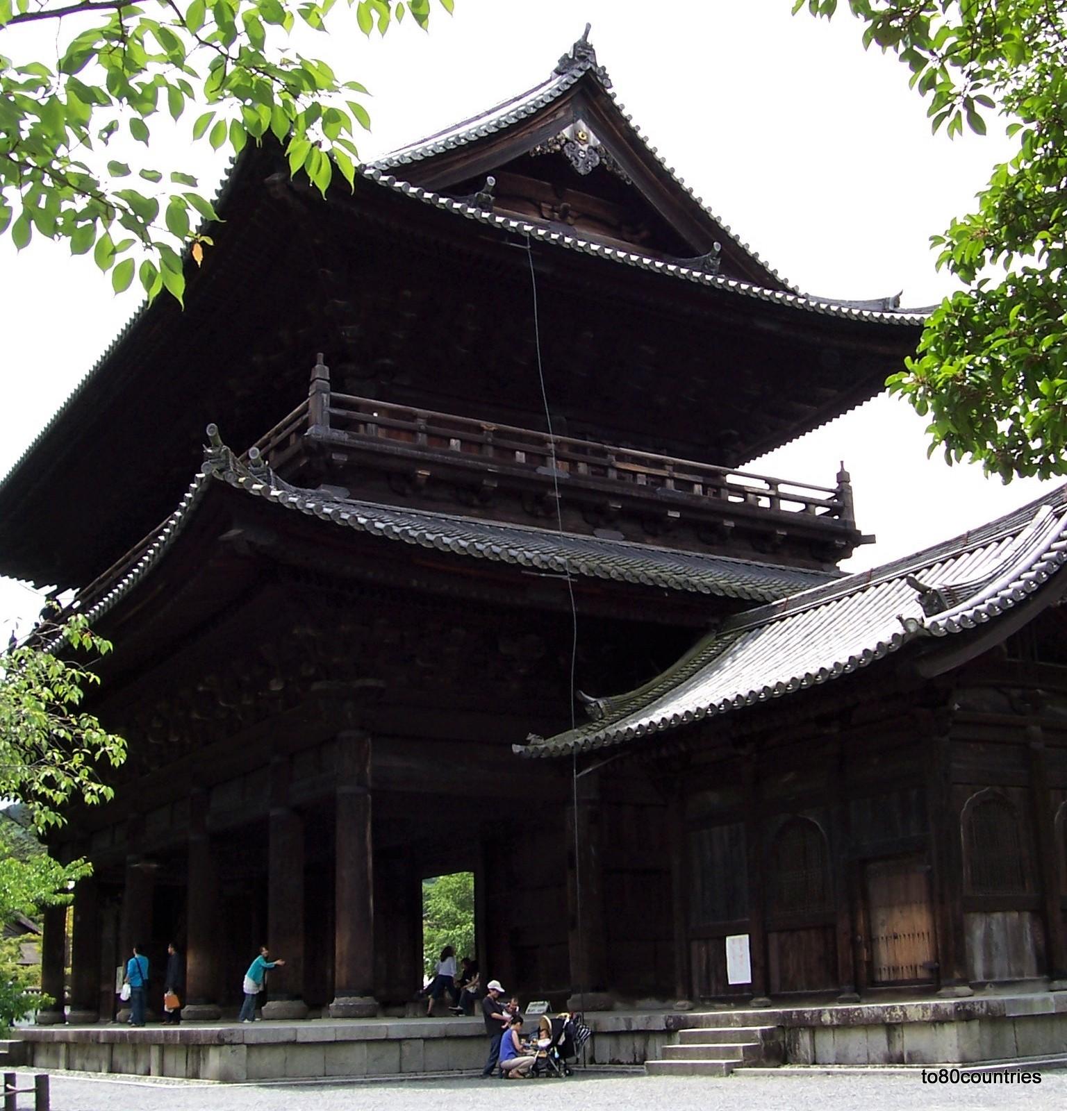 Nanzen-ji in Kyoto