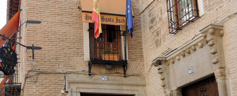 Hotel Santa Isabel in Toledo