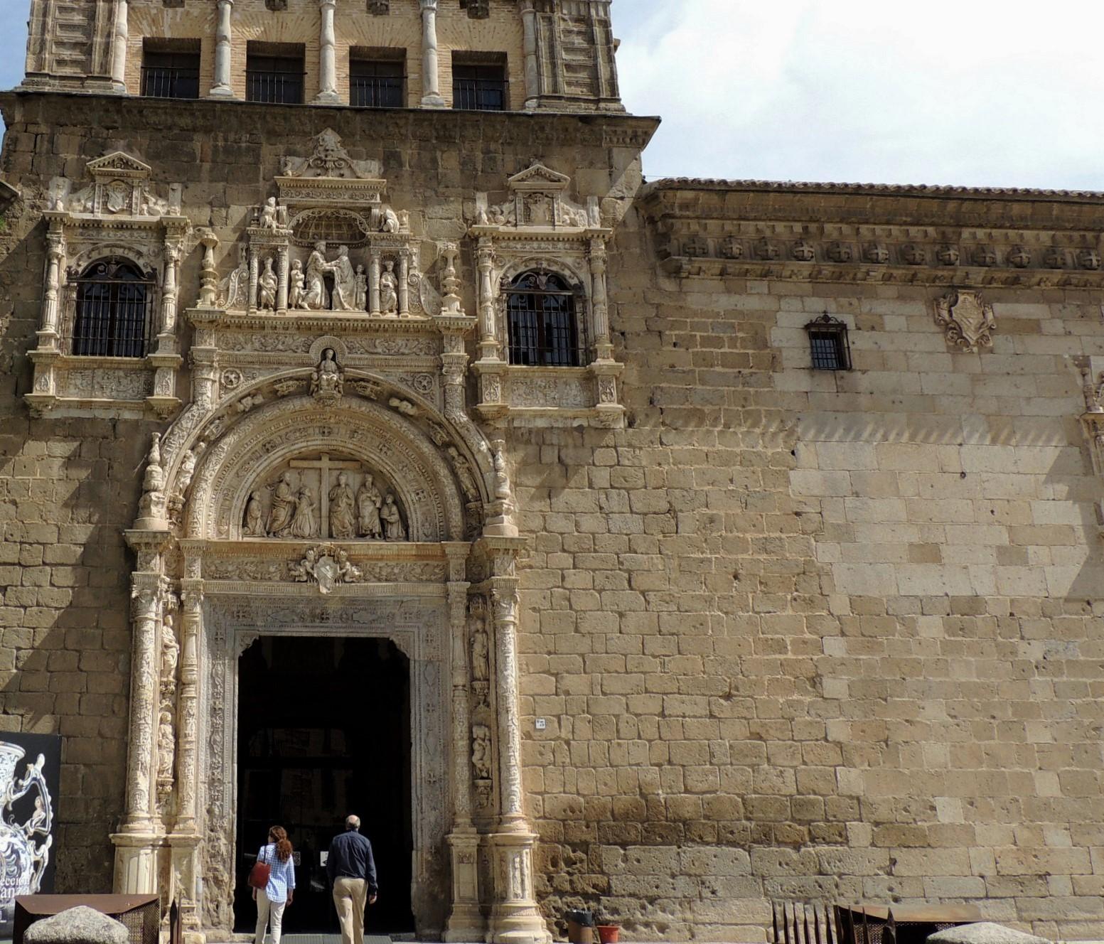Museum Santa Cruz in Toledo