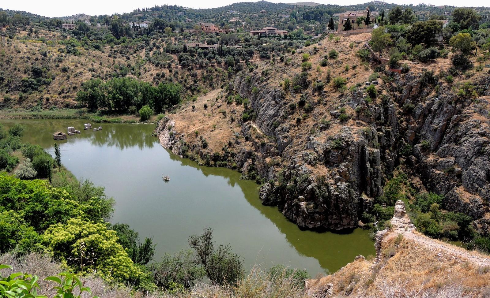 Tajo bei Toledo