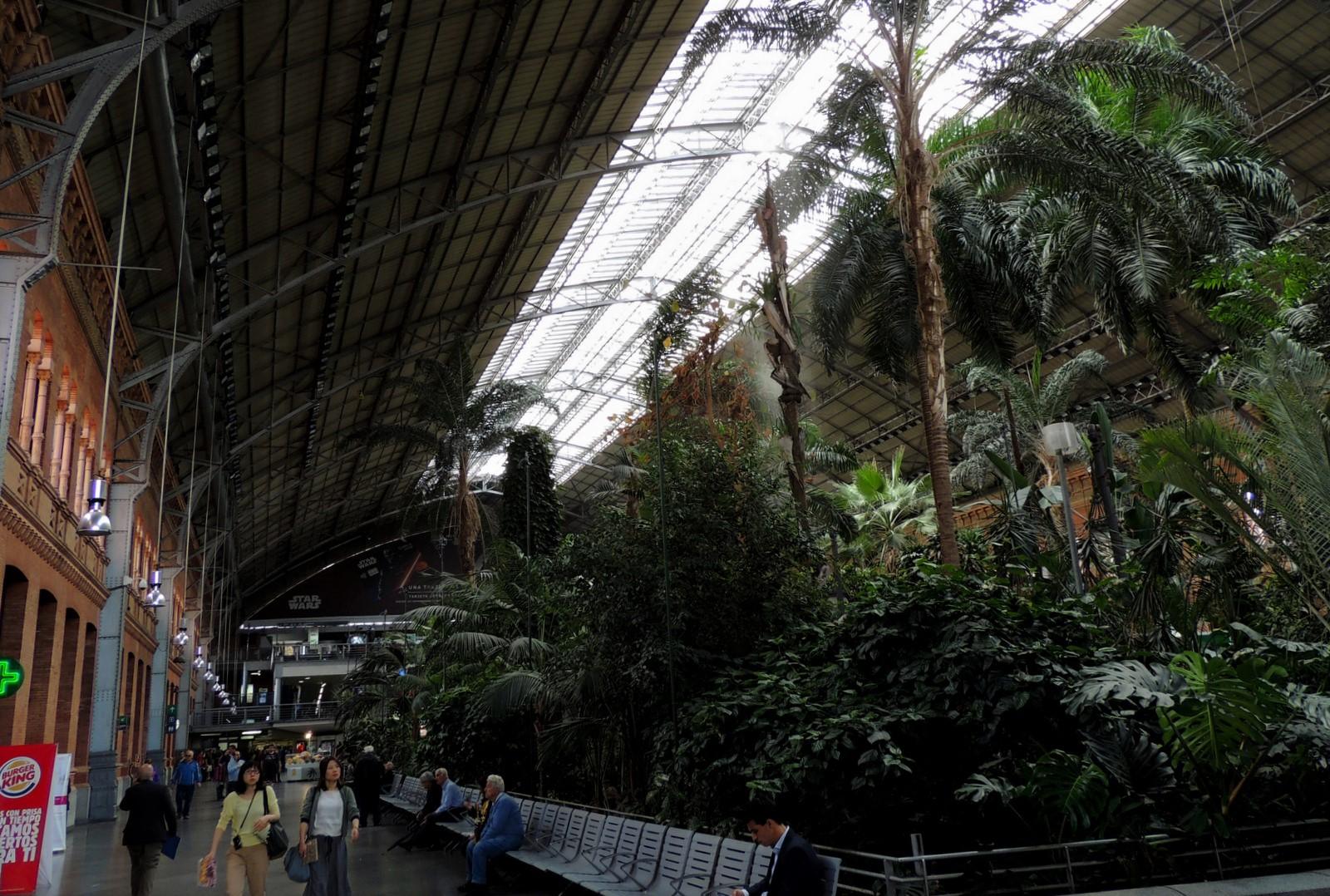 Bahnhof Madrid-Atocha