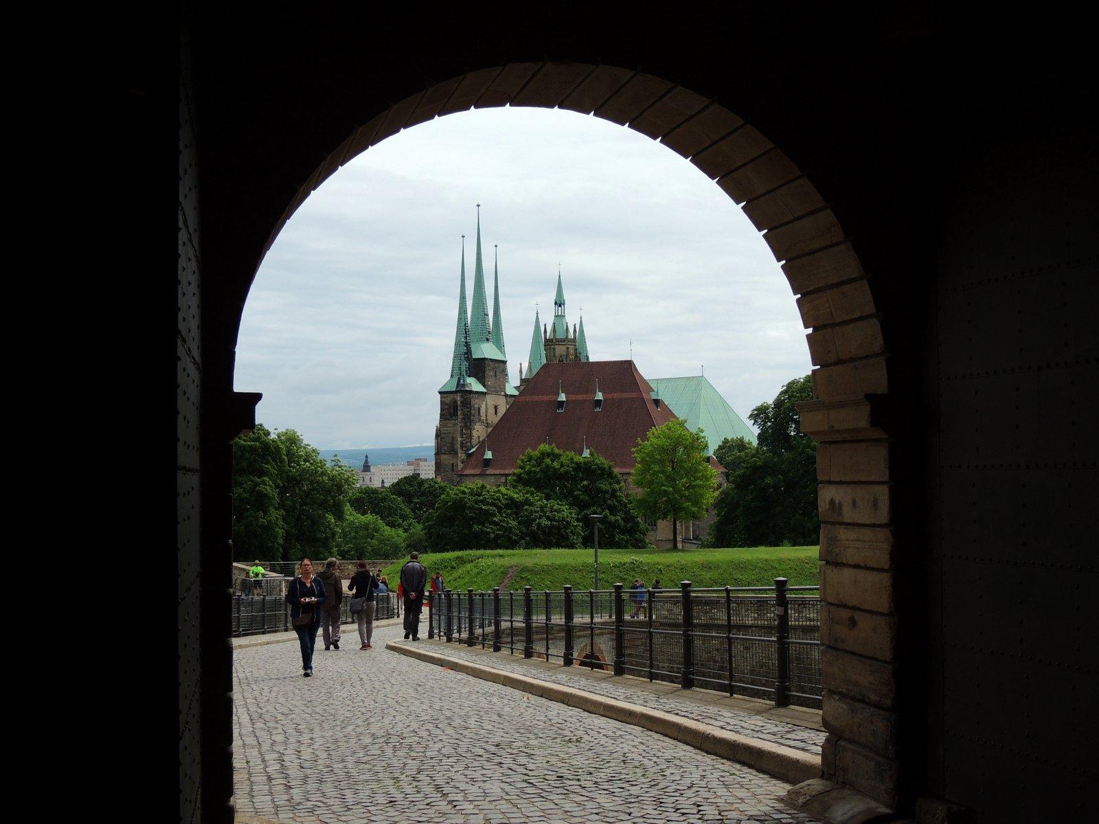 Dom zu Erfurt / Thüringen