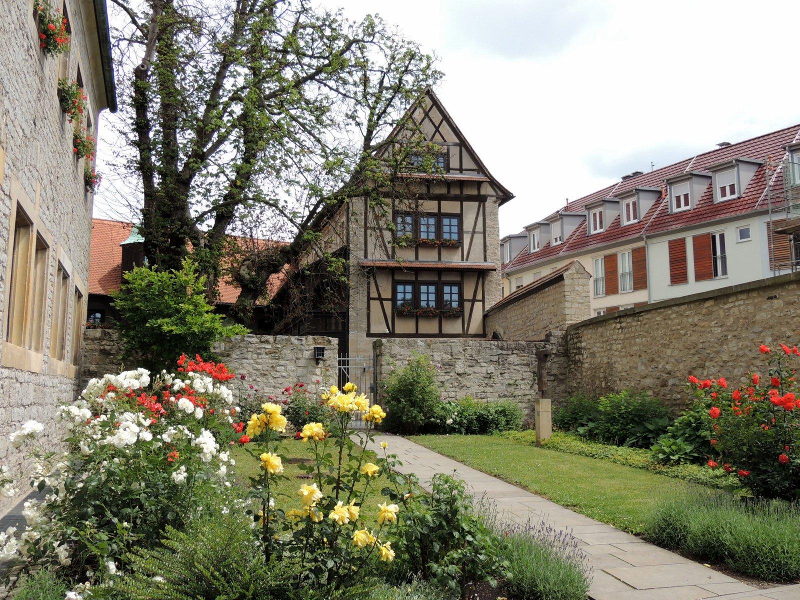 Augustinerkloster Erfurt / Thüringen