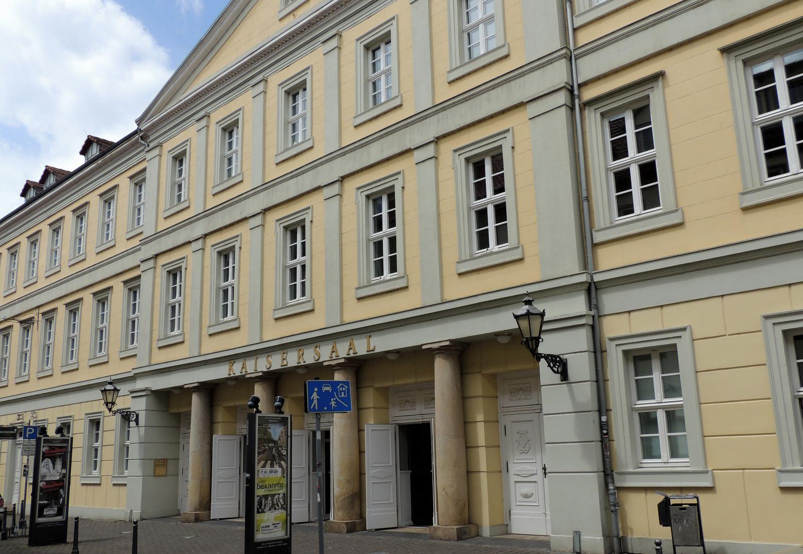 Kaisersaal in Erfurt