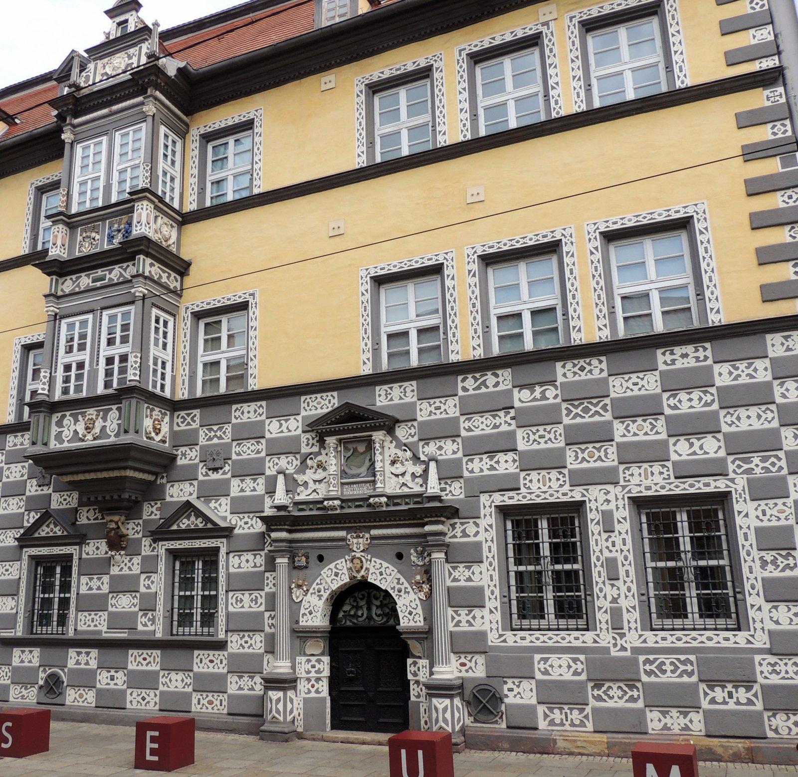 Haus zum Stockfisch Erfurt / Thüringen