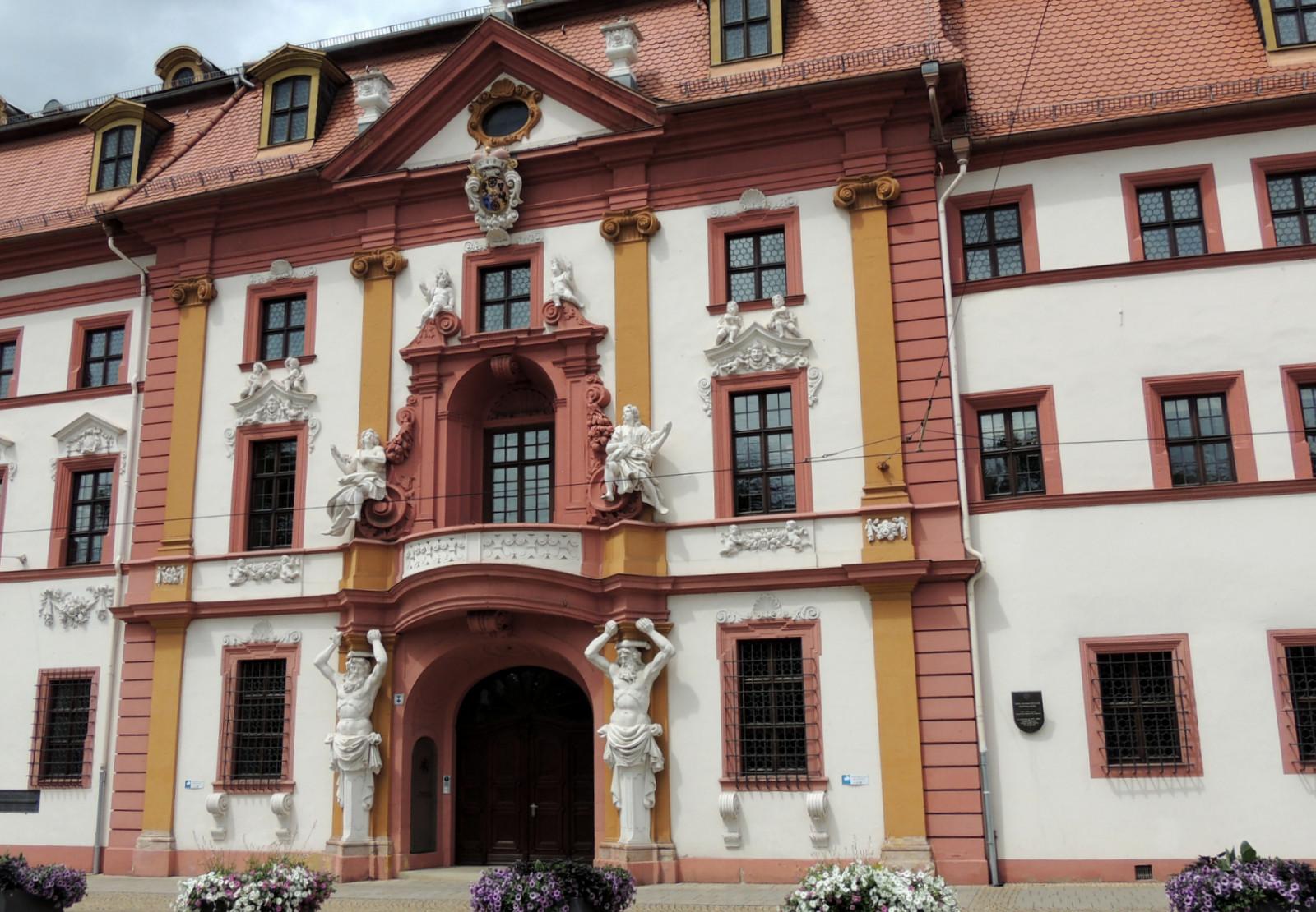 Staatskanzlei von Thüringen in Erfurt