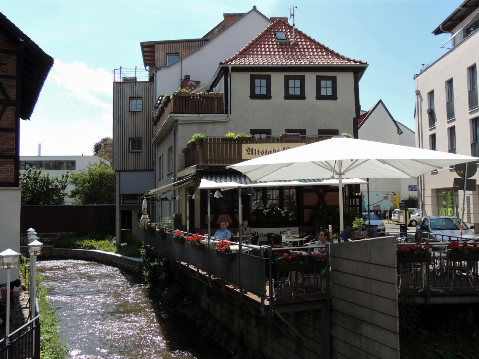 Altstadtcafé Erfurt