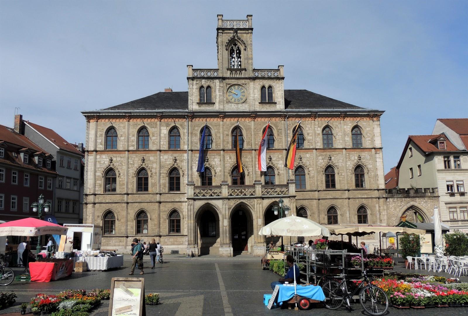 Rathaus zu Weimar