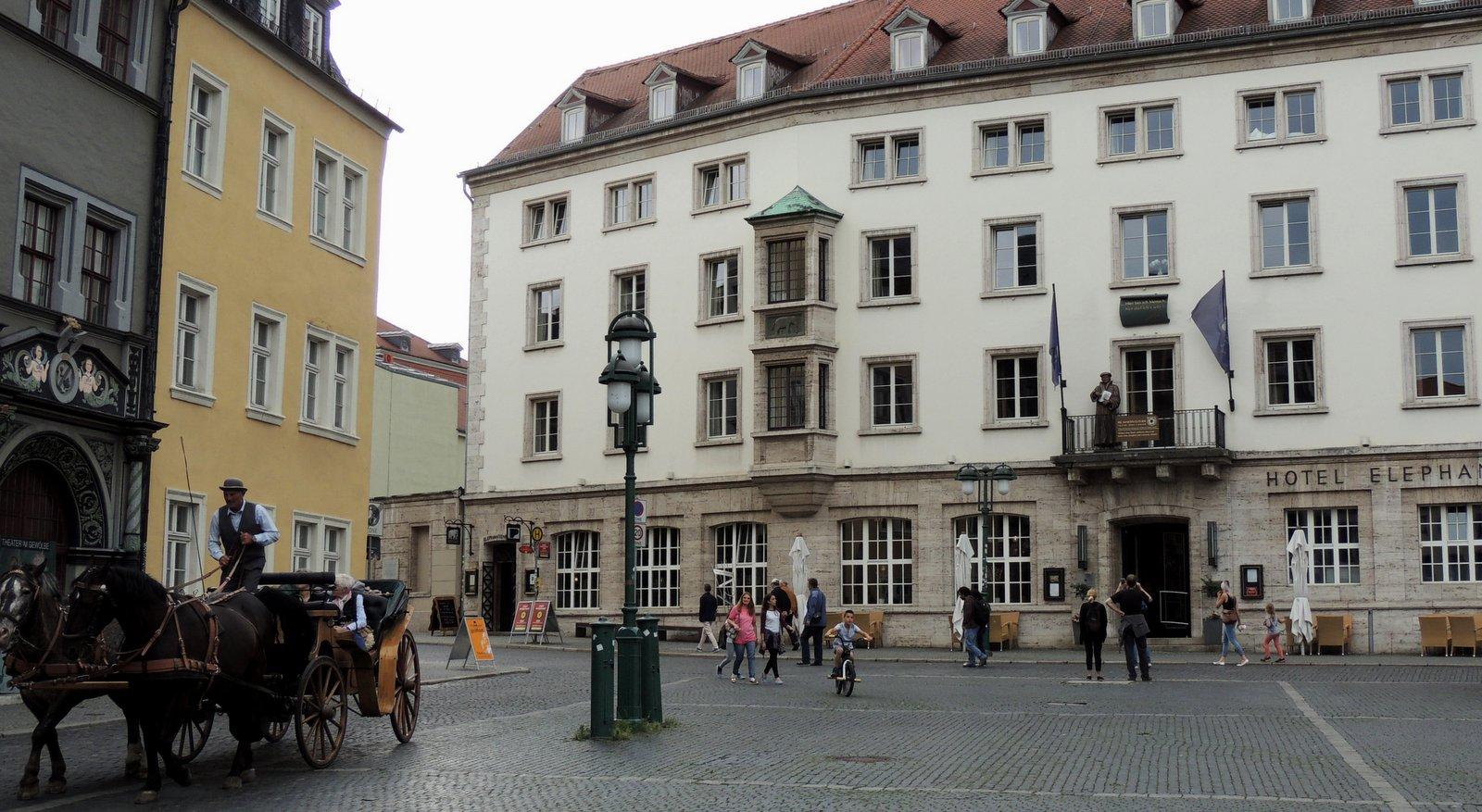 Hotel Elephant Weimar / Thüringen