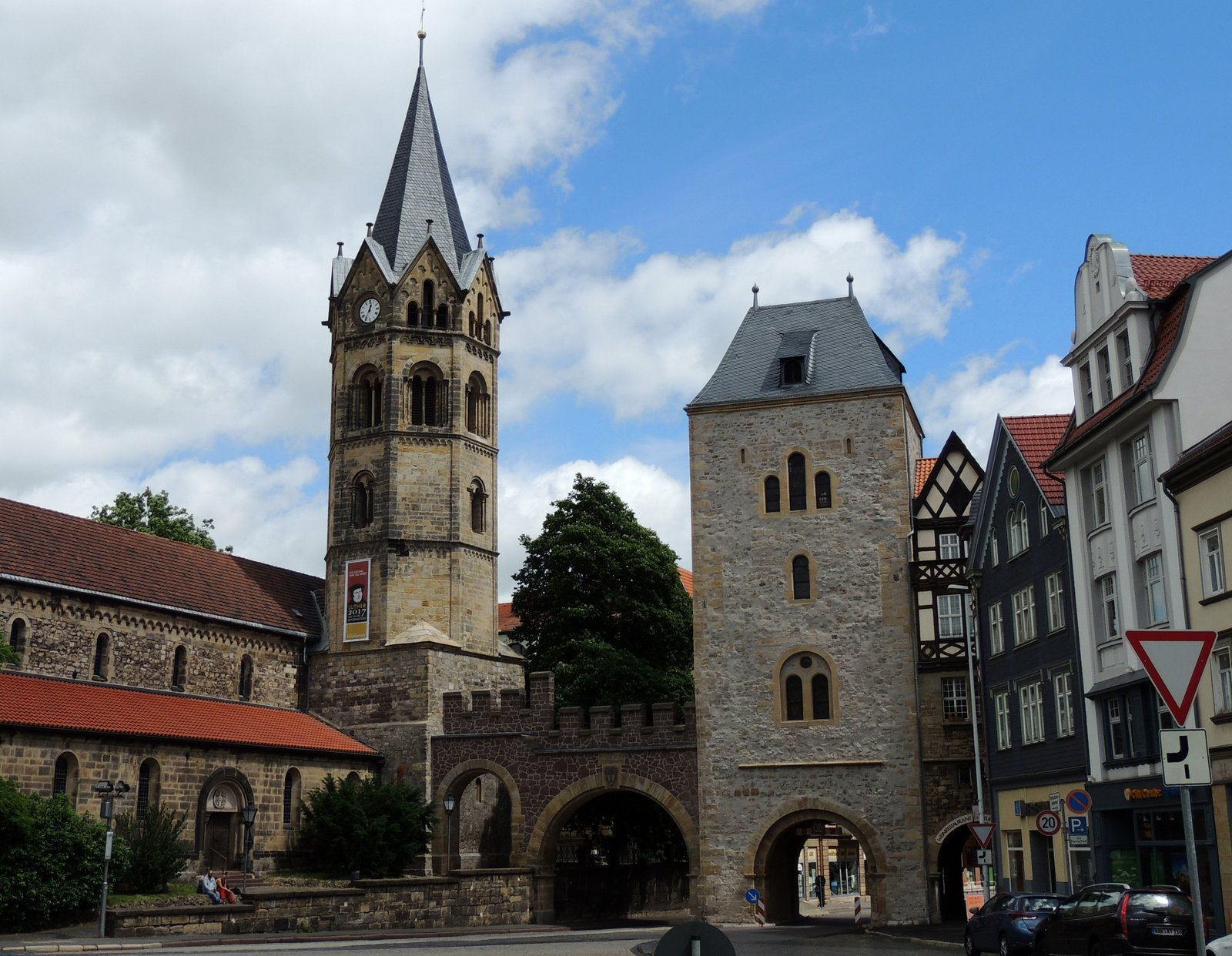 Eisenach in Thüringen