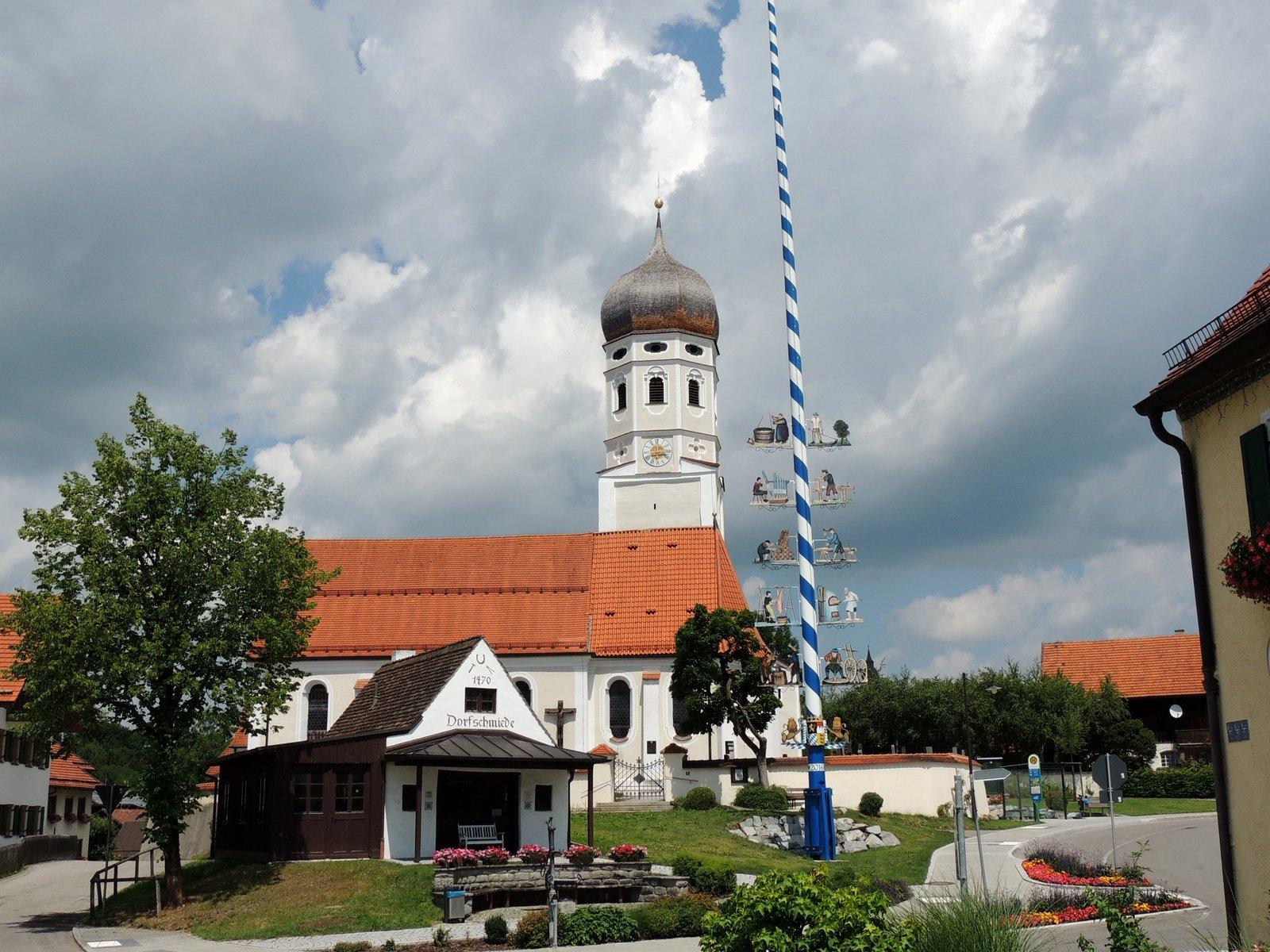 St. Vitus in Erling