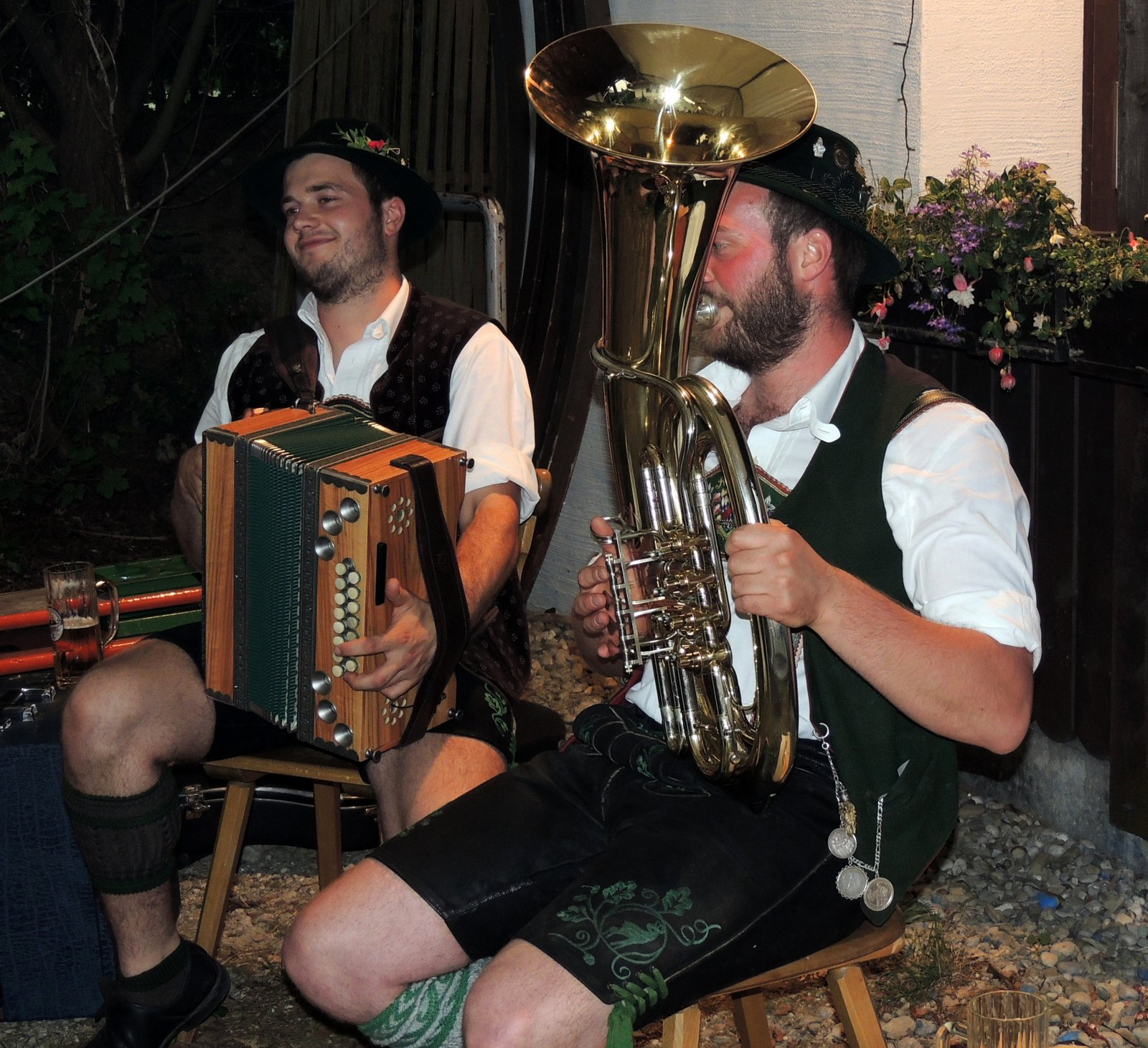 Sommerfest des Sportvereins in Rottenbuch