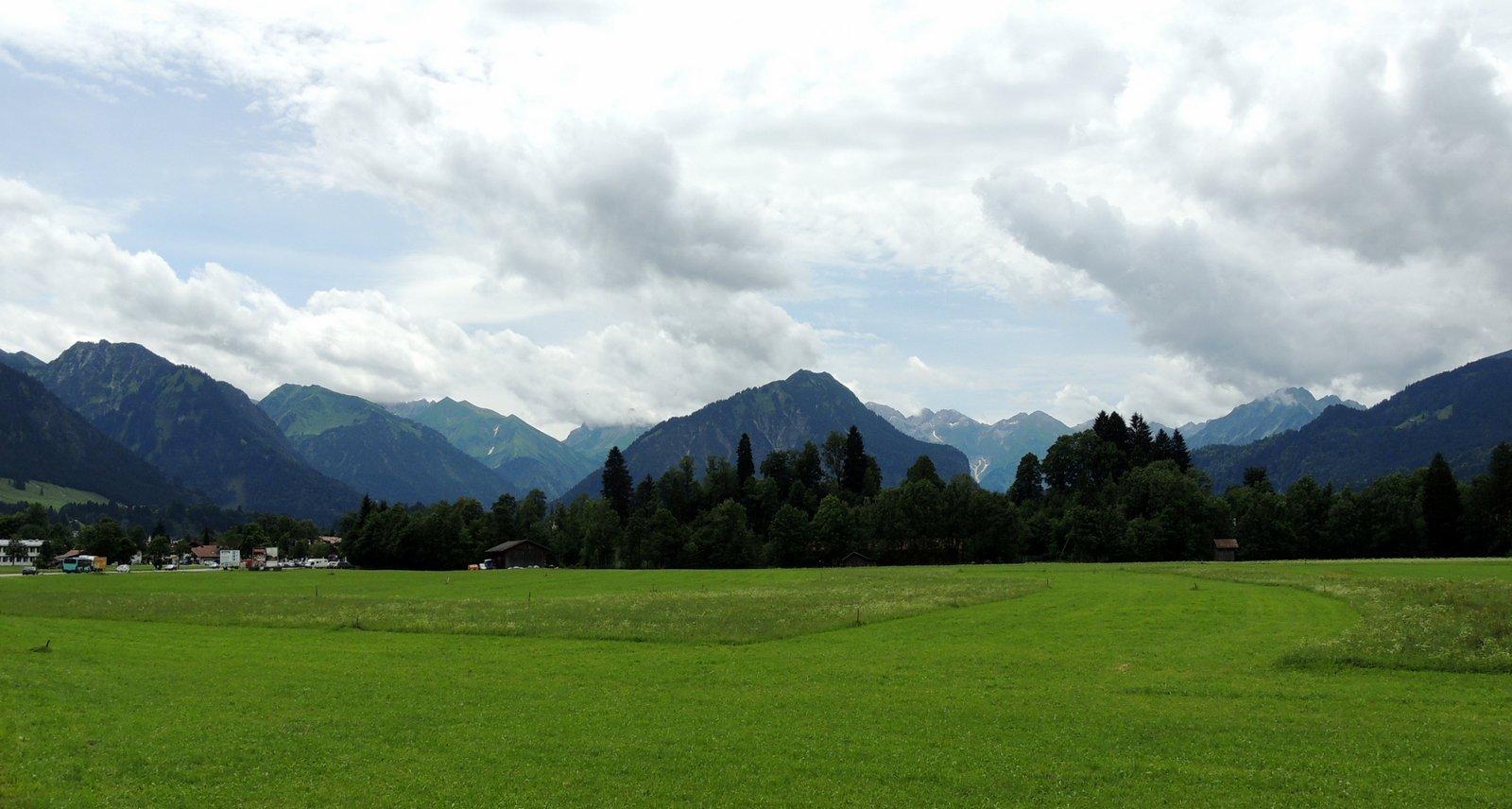 Oberstdorf Allgäu