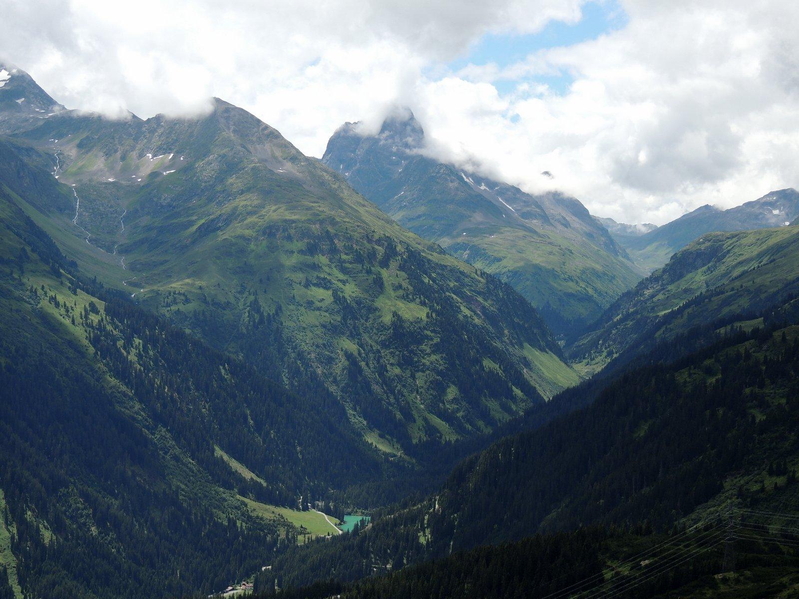 Verwalltal Arlberg