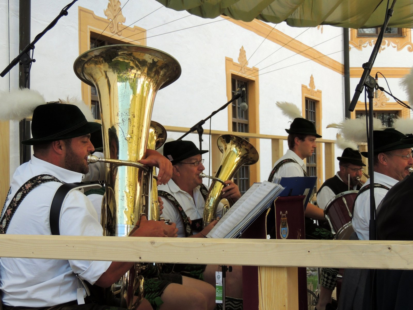 Klosterfest in Ettal