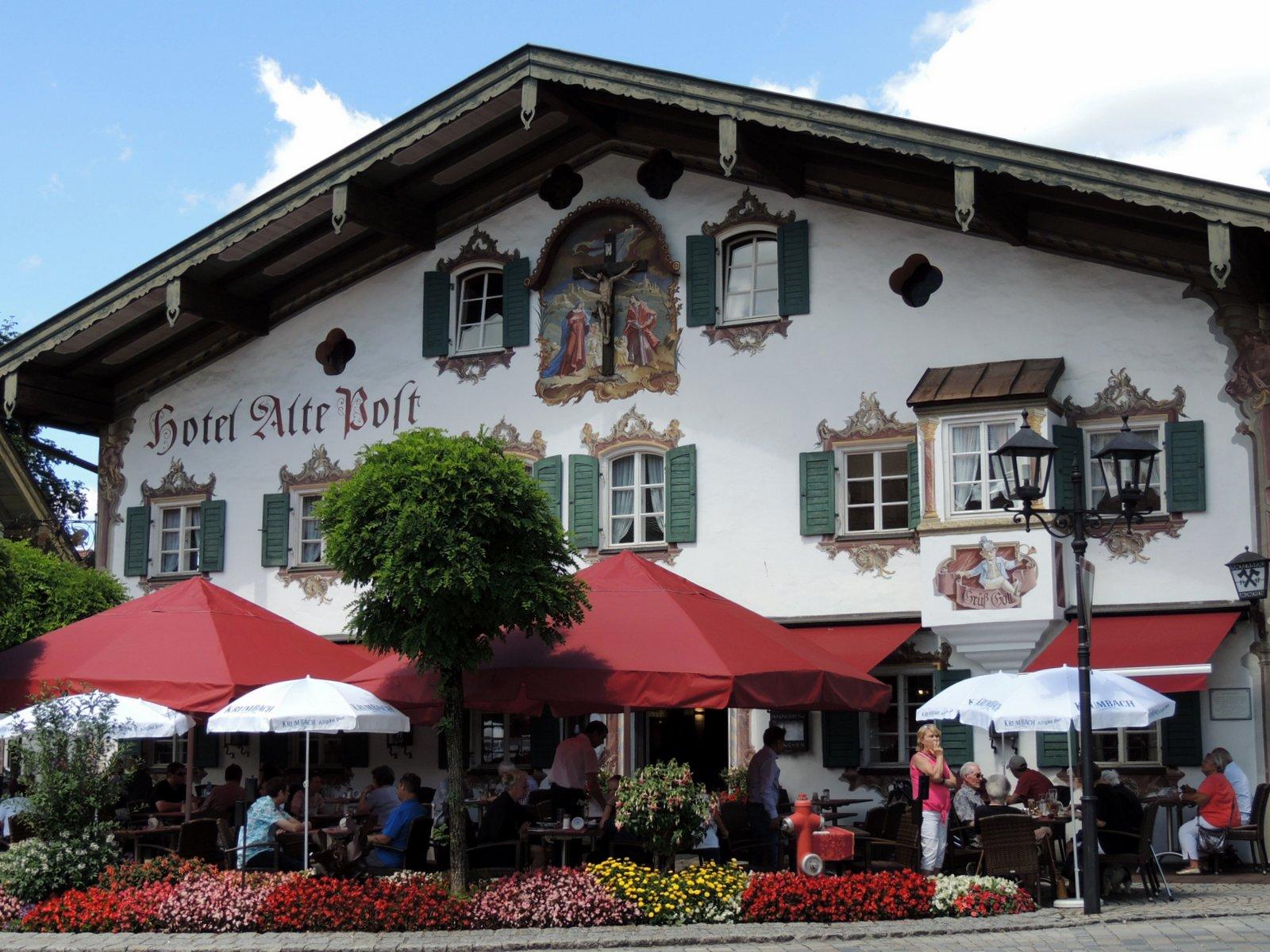 Hotel Alte Post Oberammergau