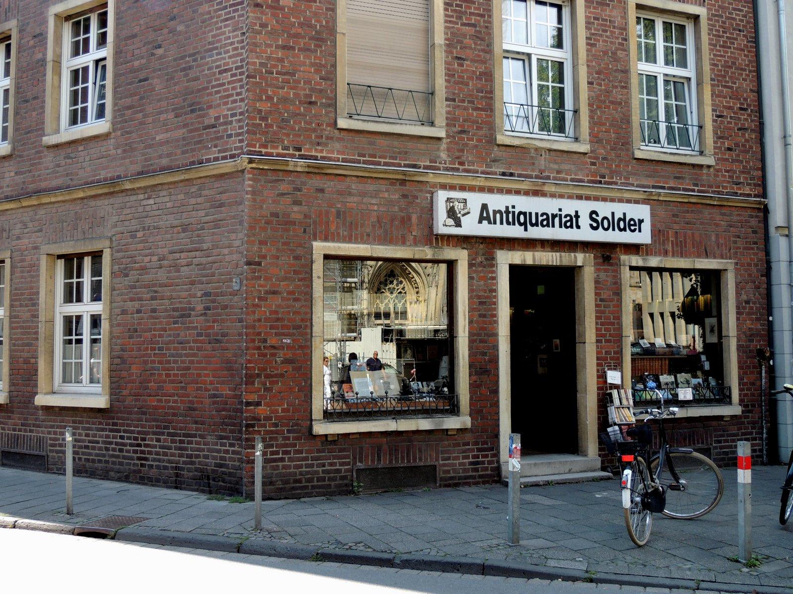 Wilsbergs Antiquariat Münster