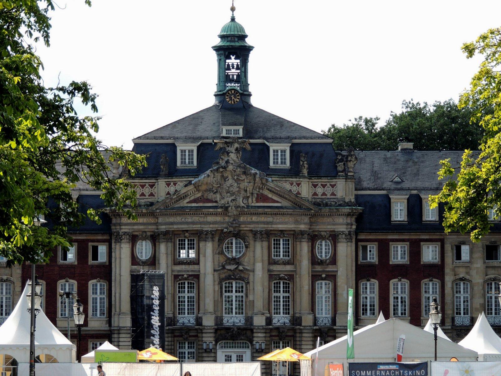 Schloss Münster - Universität