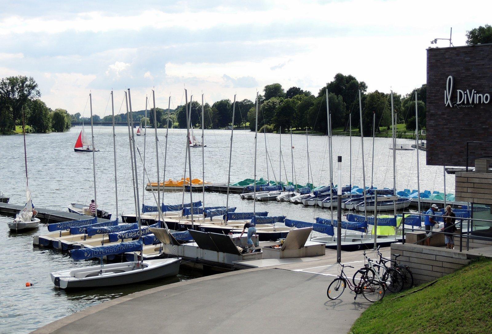Aasee Münster