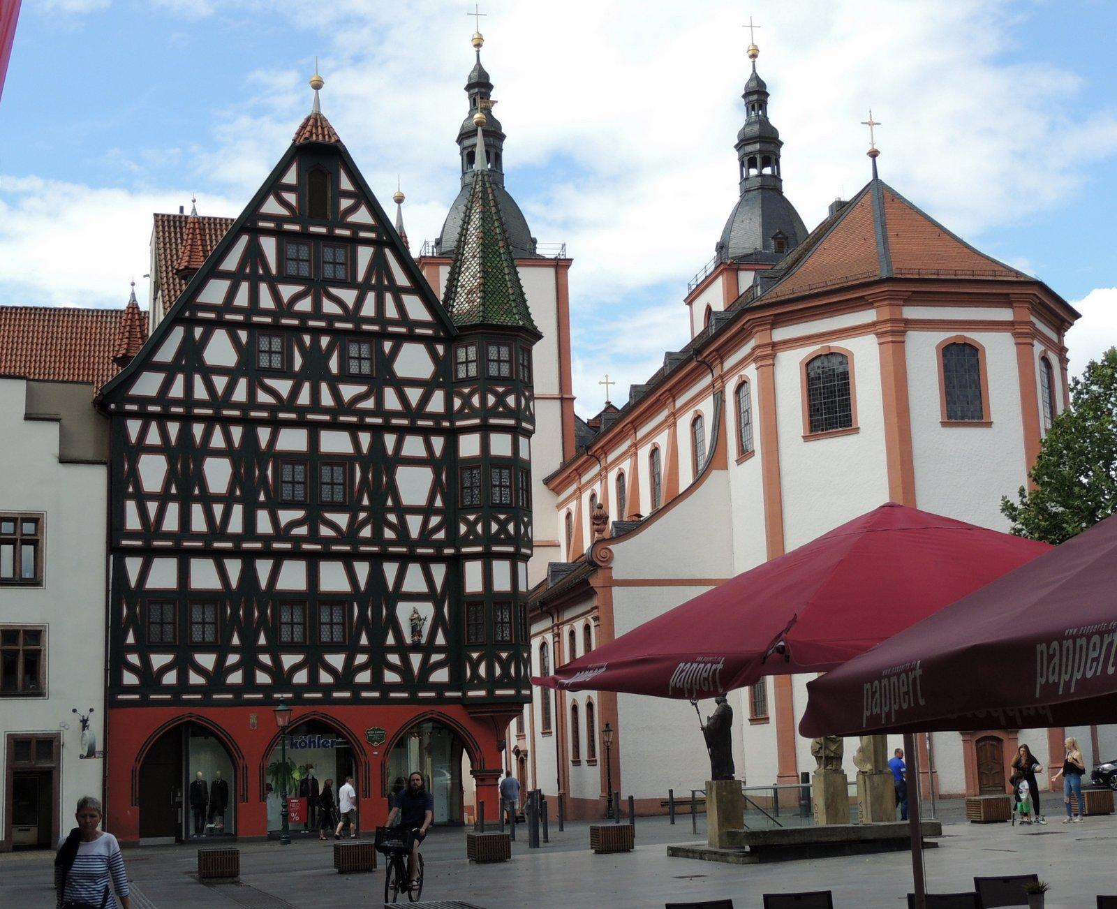 Barocke Altstadt von Fulda