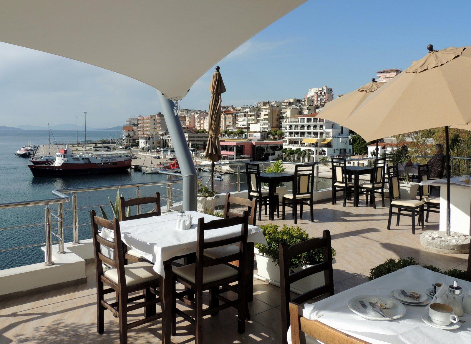 Hotel Titania Saranda Albanien