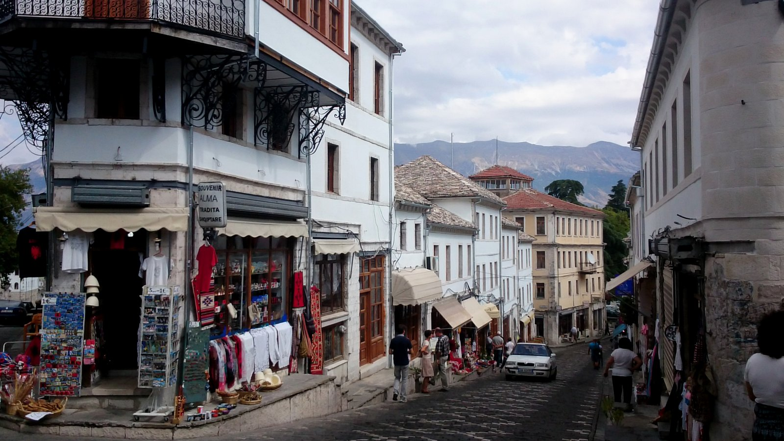 Gjirokaster Albanien