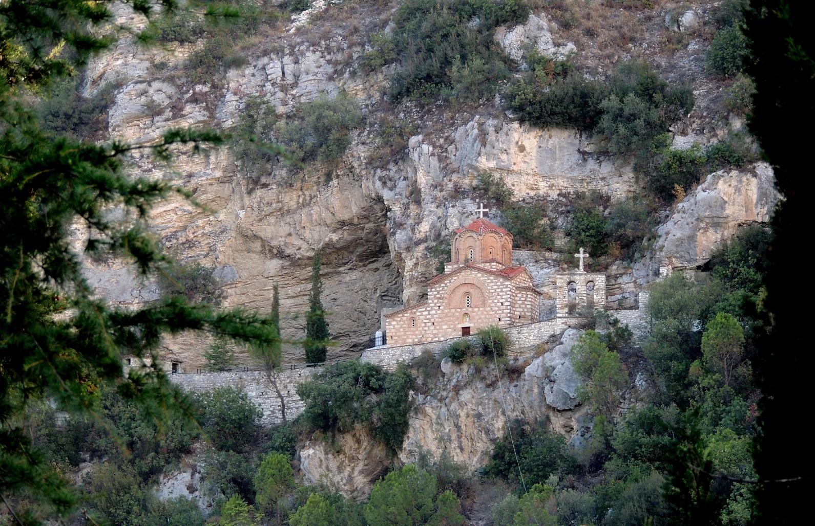 St. Michael in Berat - Albanien