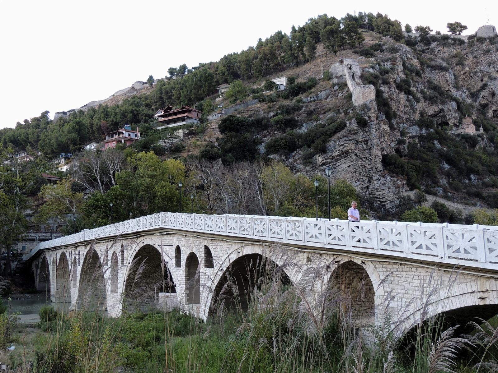 Alte Brücke von Berat - Albanien