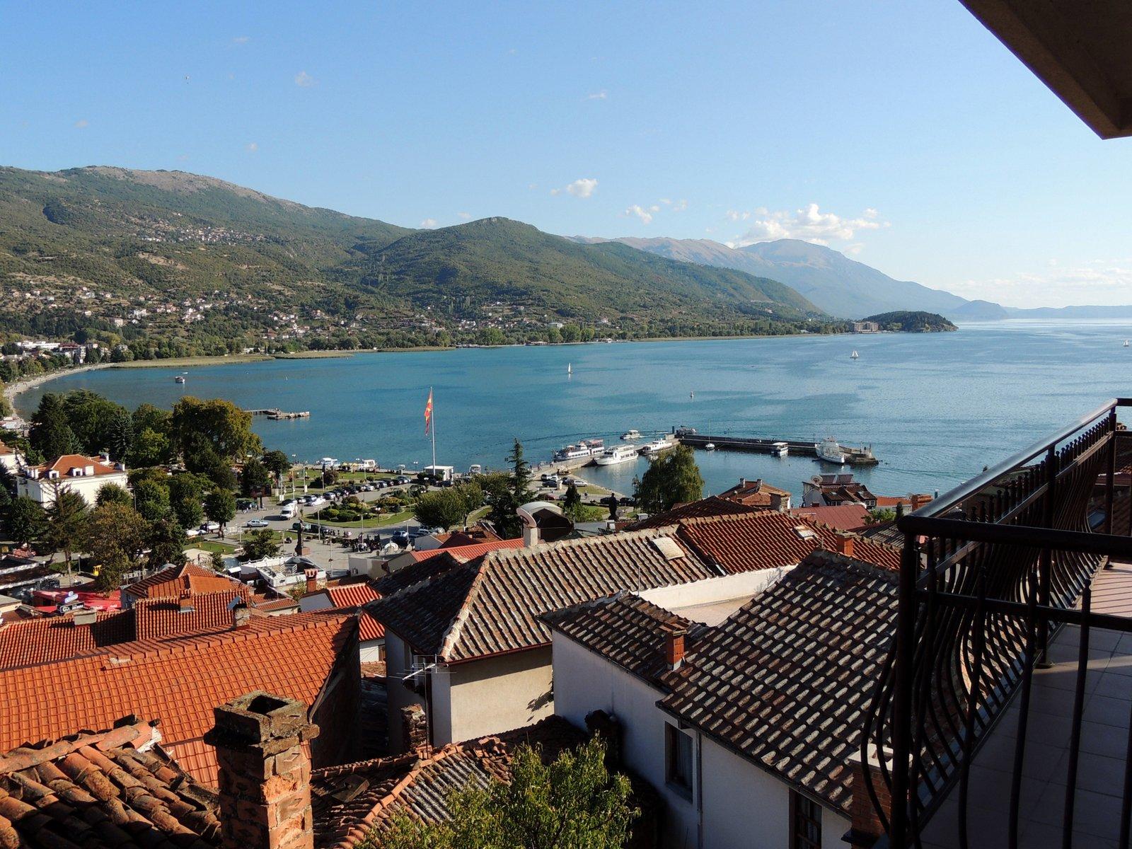 Villa Mesokastro, Ohrid